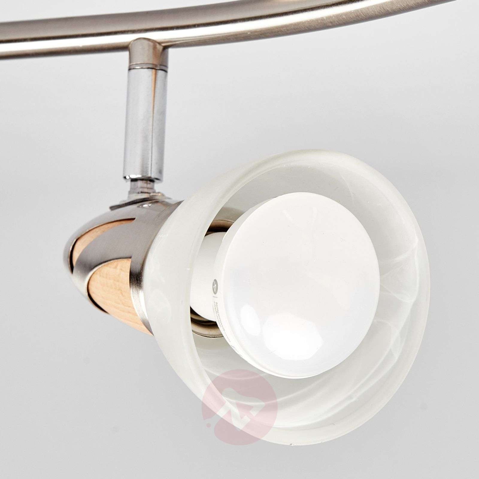 2-lamppuinen LED-spotti Marena, E14 R50-9620553-01