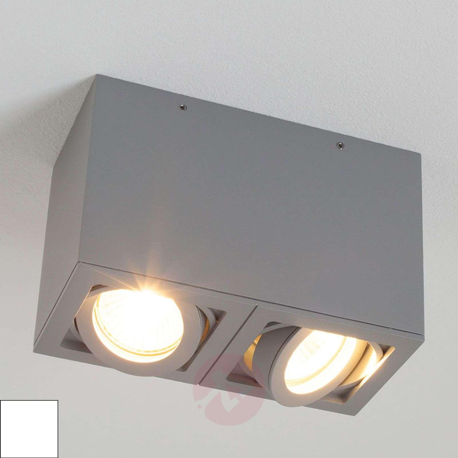2-osainen LIGHT BOX 2-kattospotti-3023038X-01