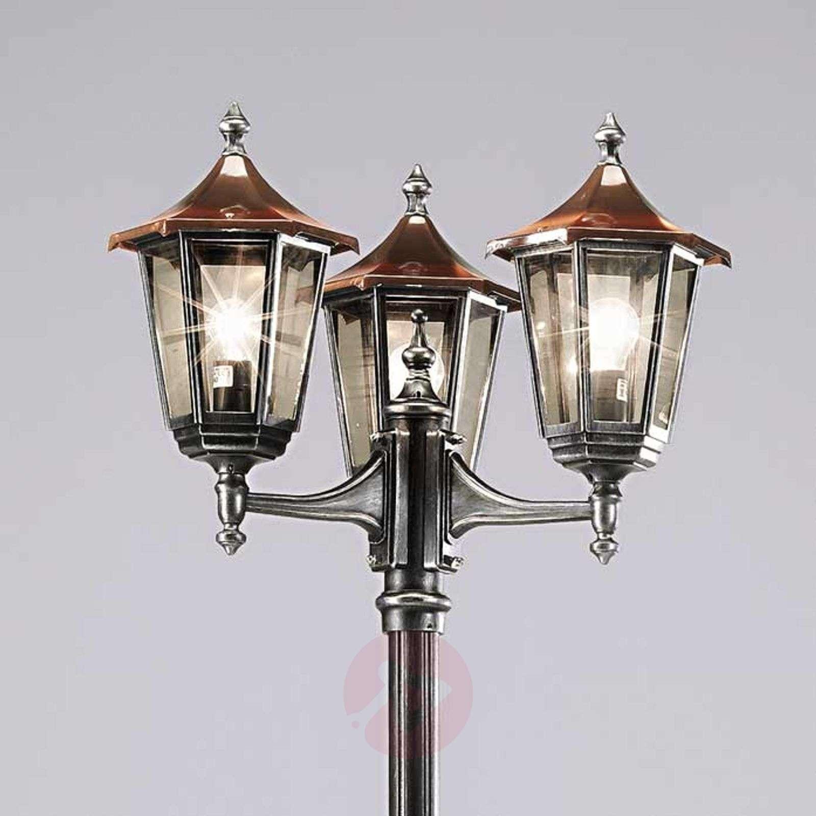 3-Lamppuinen kynttilänjalka ANTOINE-7253974-01
