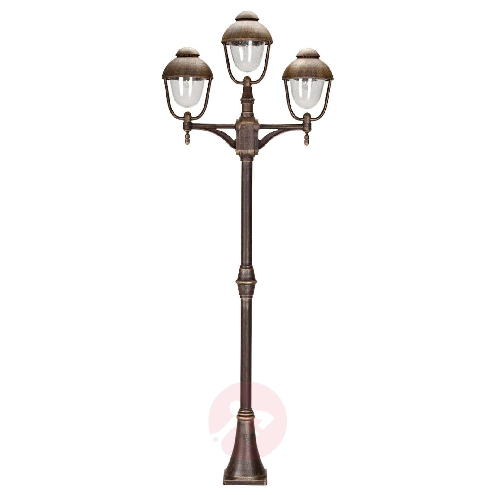 3-lamppuinen lyhtypylväs 698-4001698X-01
