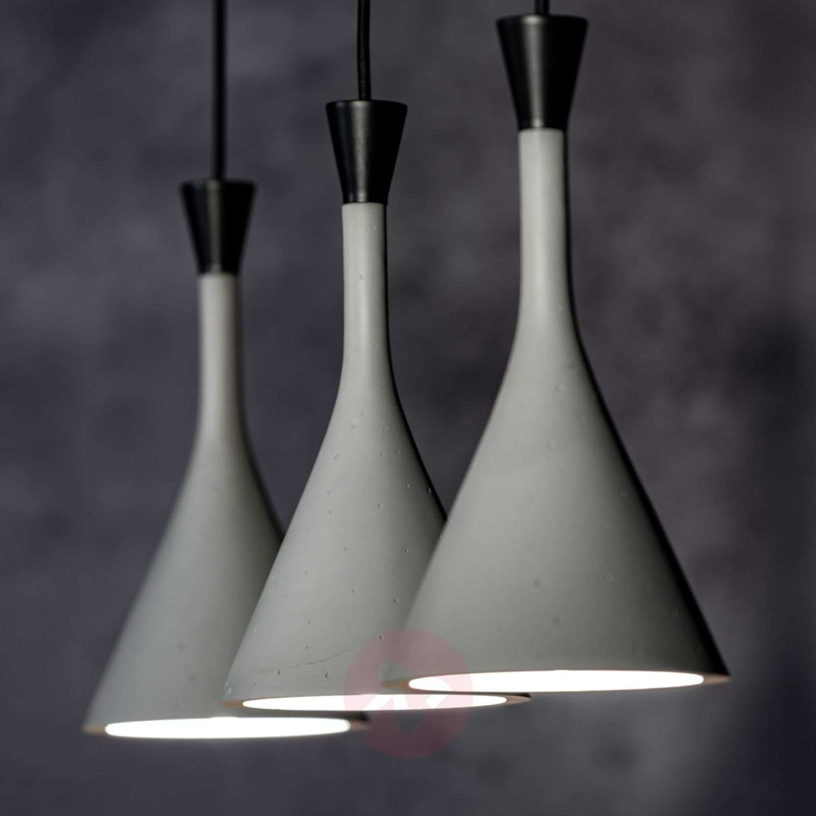 3-lamppuinen riippuvalaisin Roddik-9004759-013