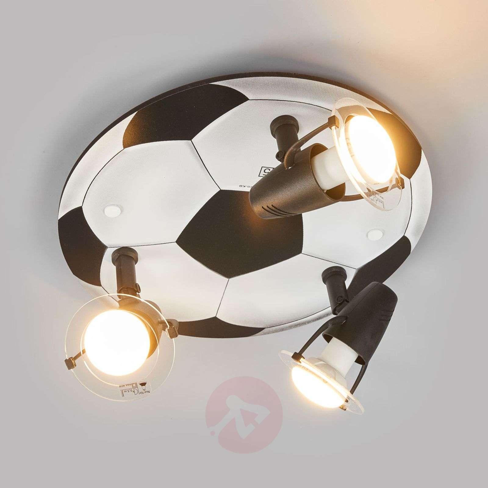 3-osainen Jalkapallo-kattovalaisin-9505042-01