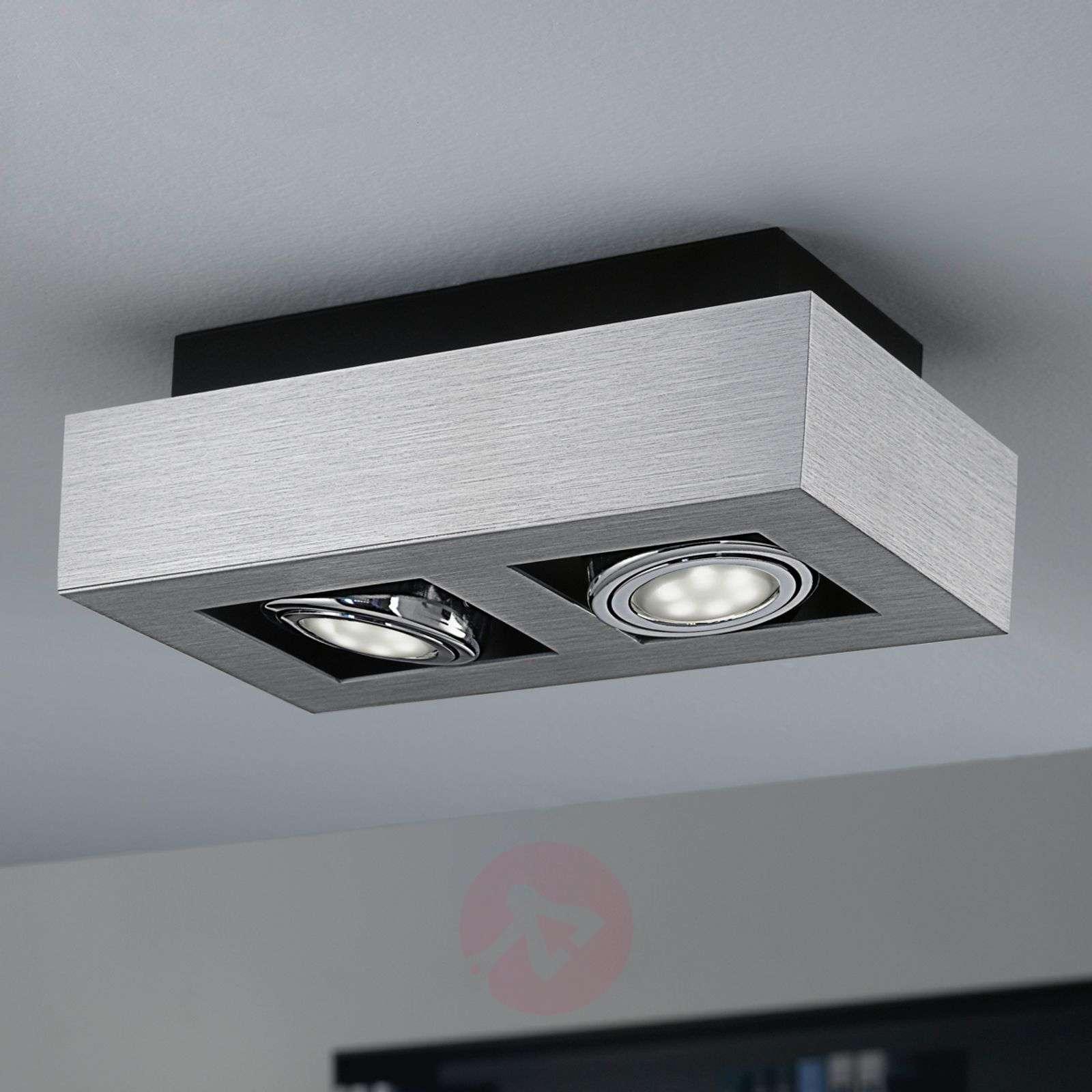 4-osainen Loke-LED-kattovalaisin-3031152-01
