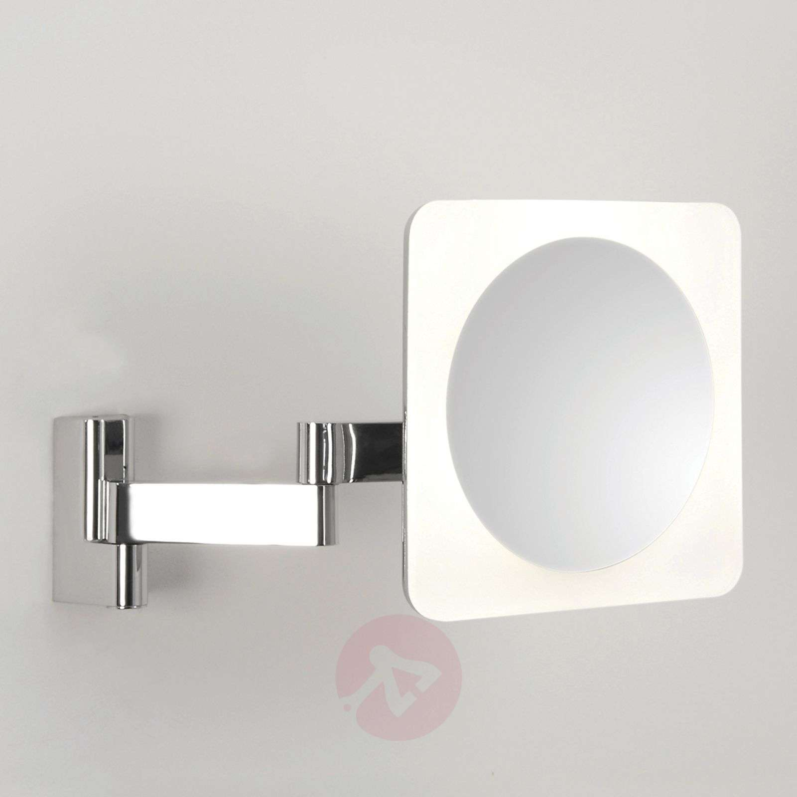5-kertaisesti suurentava LED-peili Niimi Square-1020377-03