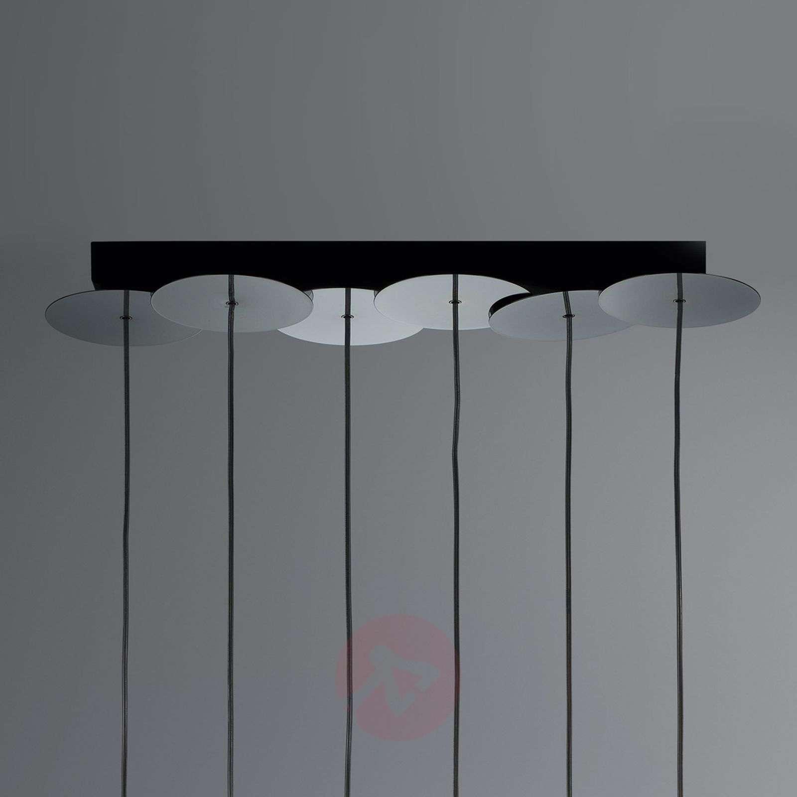 6-osainen Spillray-lasi-riippuvalaisin-1088088-01