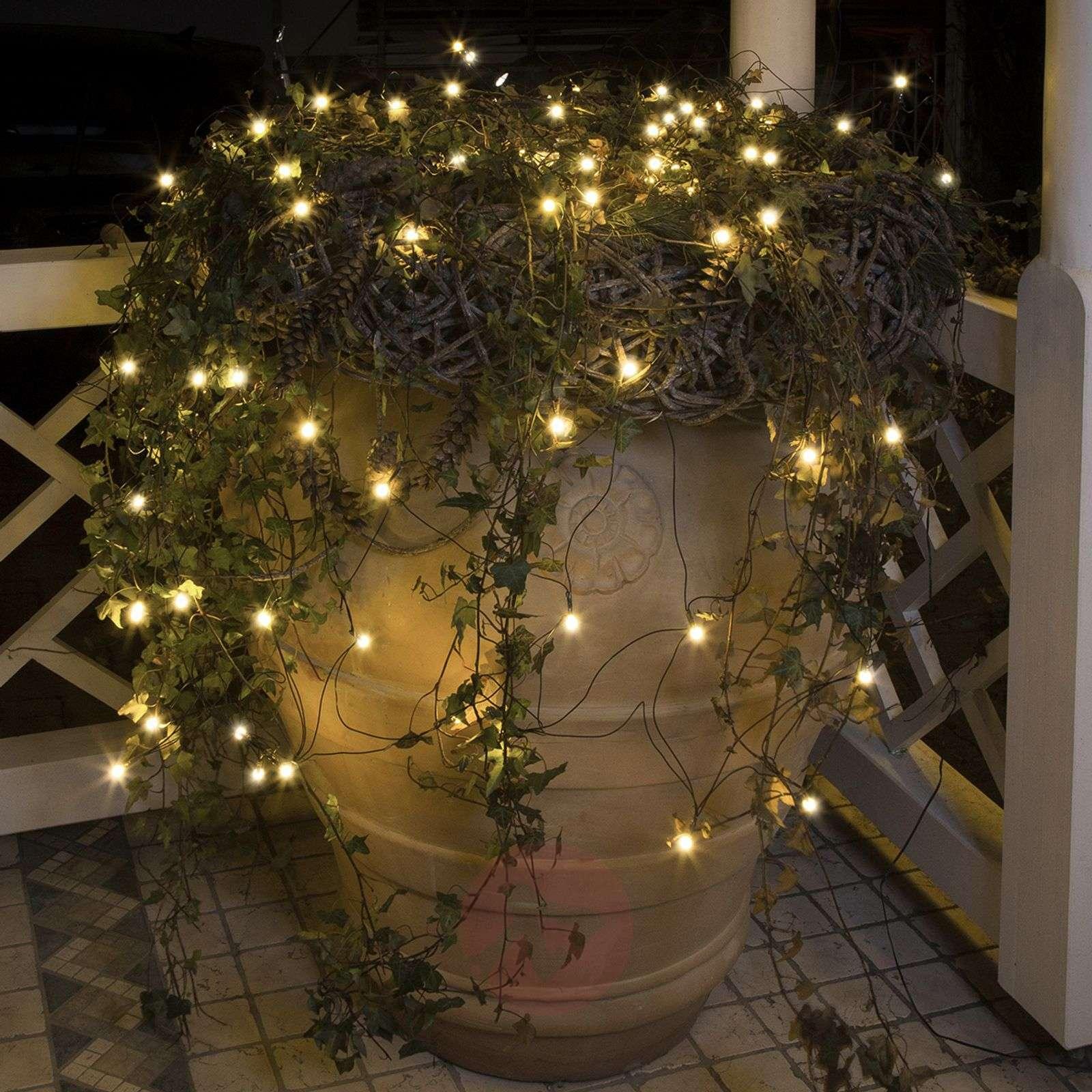 80-lamppuinen Micro-valoverkko LED leveys 2m-5524512-01