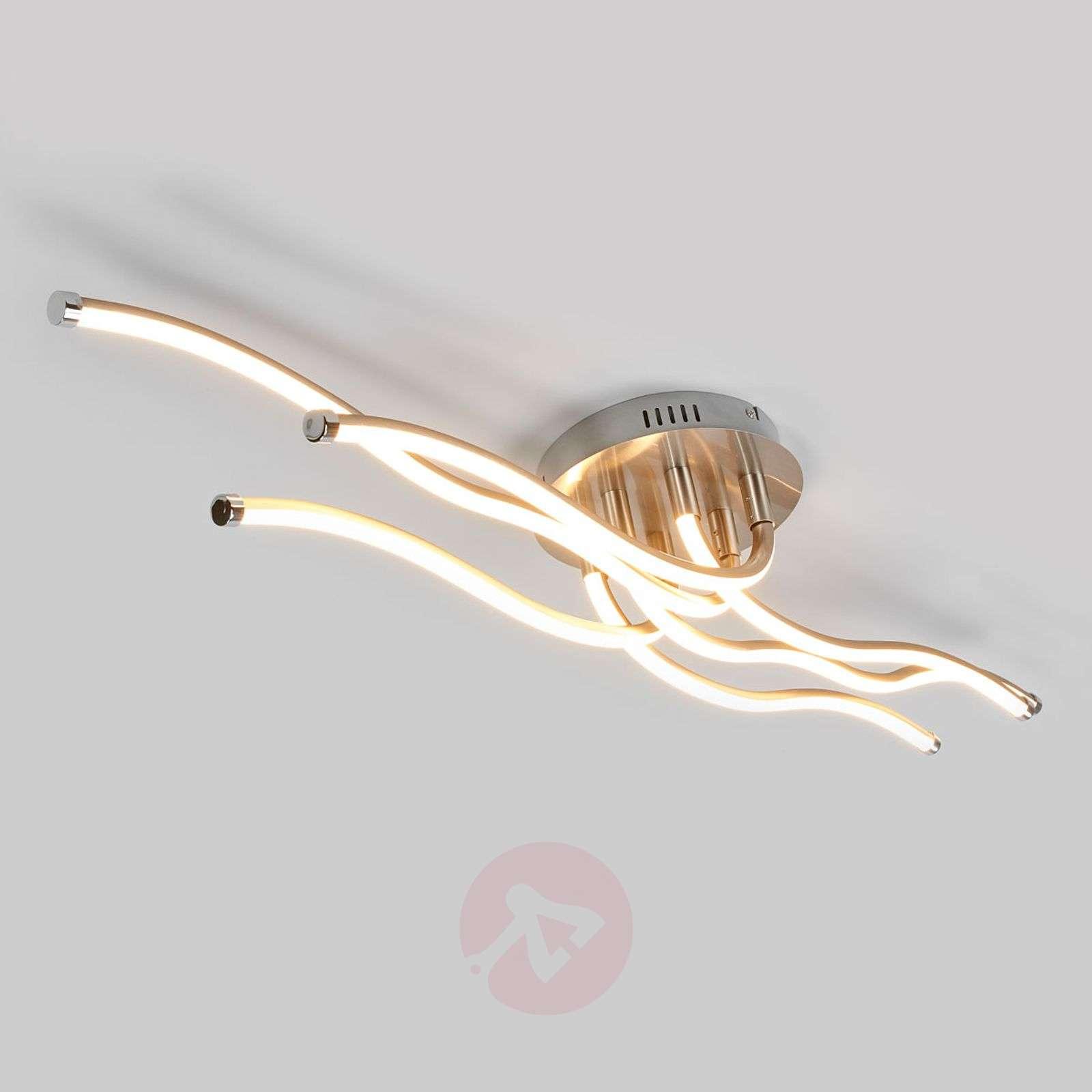 Aaltoileva Saya-LED-kattovalaisin-9985073-02