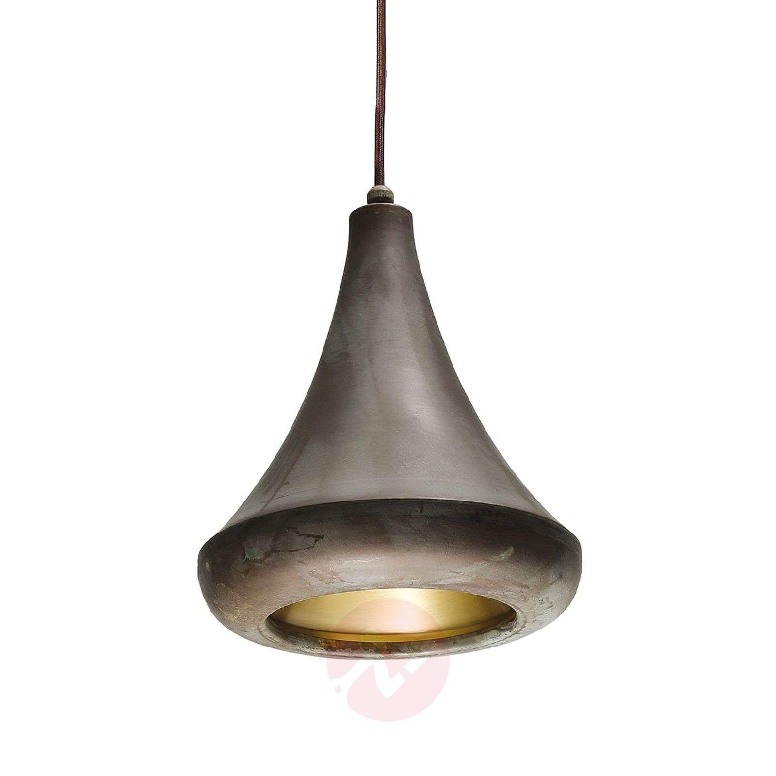 Abbe-riippuvalaisin trendikkäällä vintage-lookilla-6515314X-01