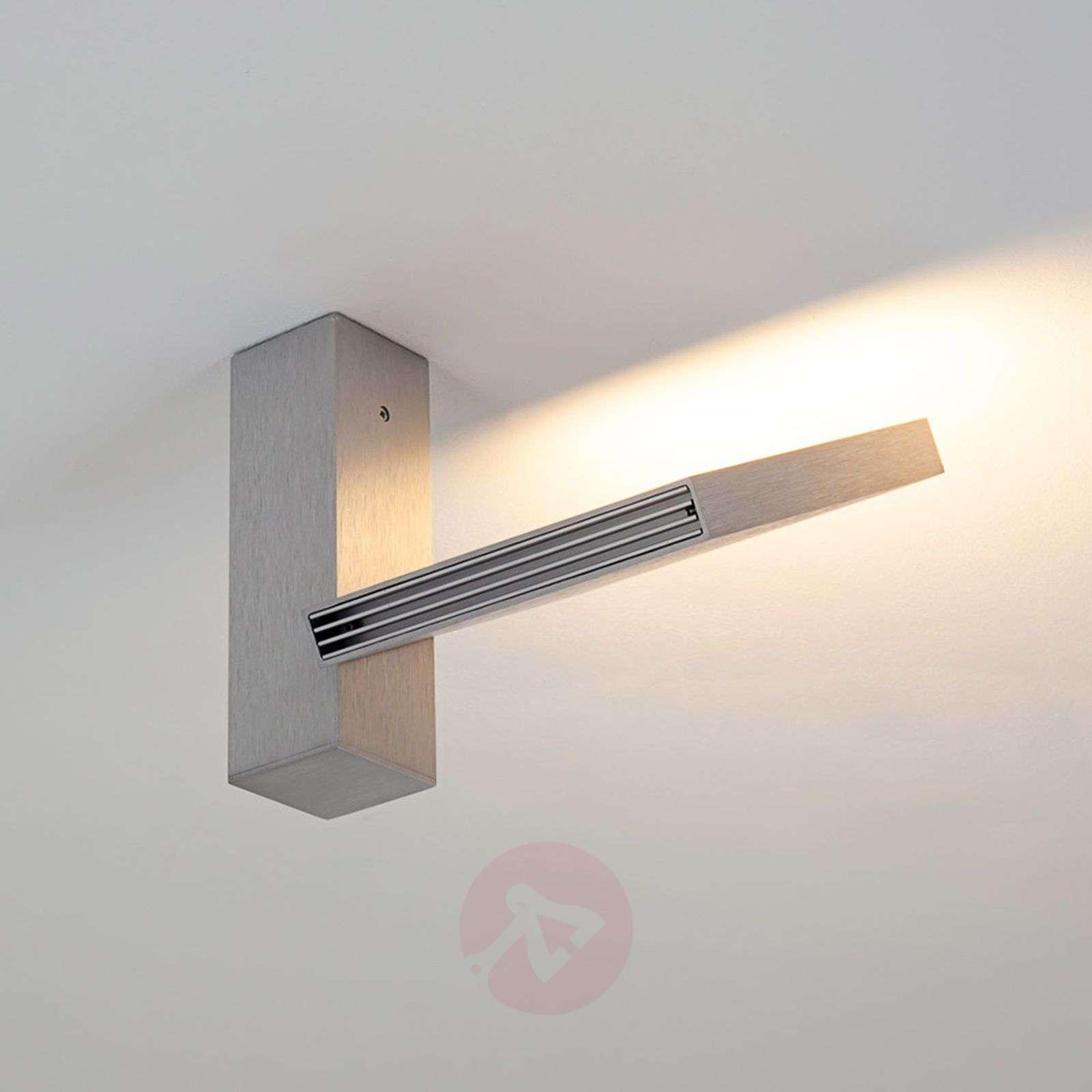 Abstrakti moderni LED-kattovalaisin Ledicus Flat-2000129-01