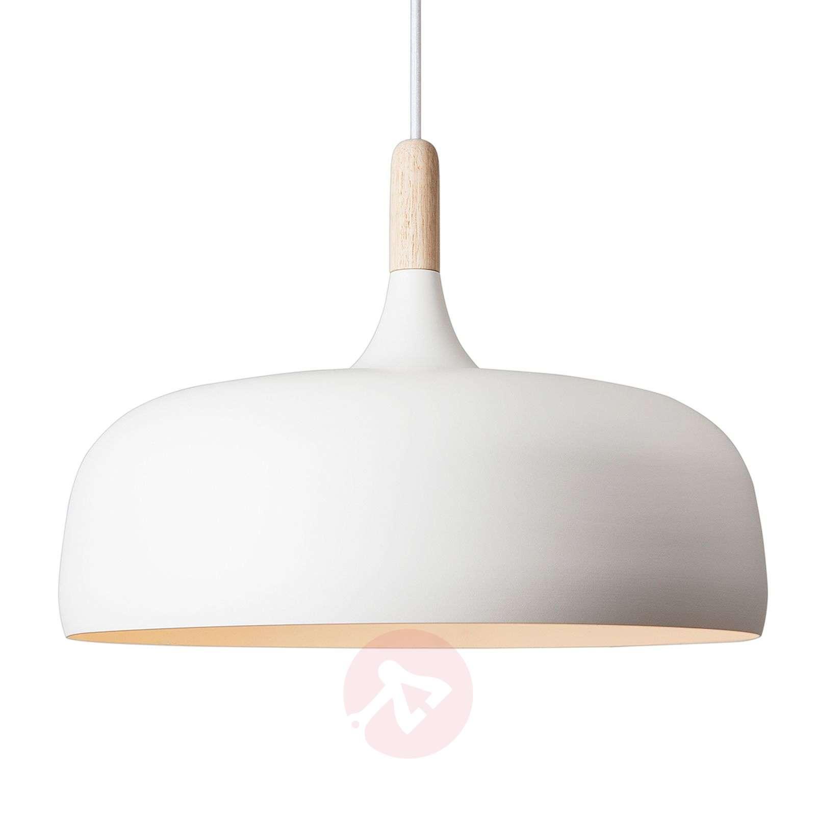 Acorn – alumiininen riippuvalaisin, valkoinen-7013039-01
