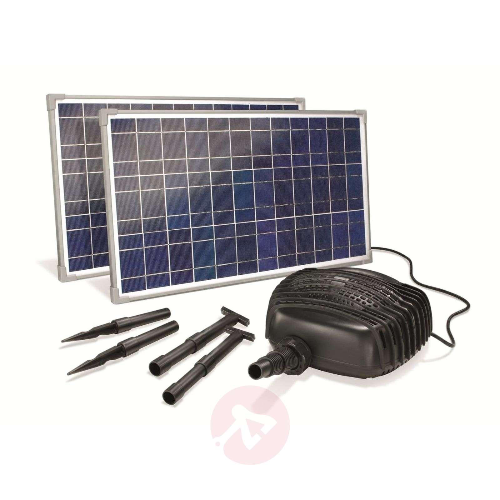 Adria aurinkokäyttöinen virtauspumppujärjestelmä-3012196-01