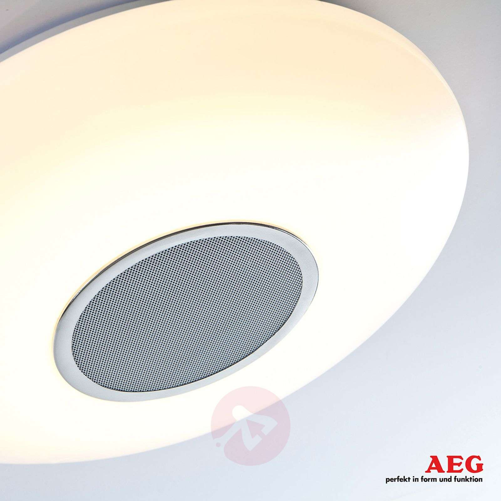 AEG LED Ceiling Light Bailando valo ja ääni-3057013-05