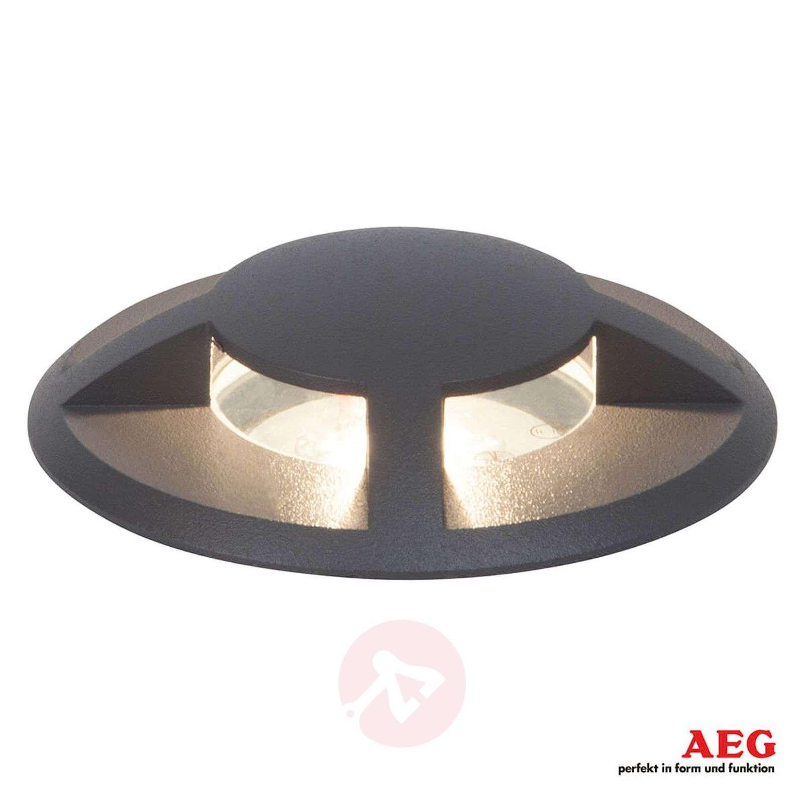 AEG Tritax LED-maaspotti, neljälle sivulle-3057110-01
