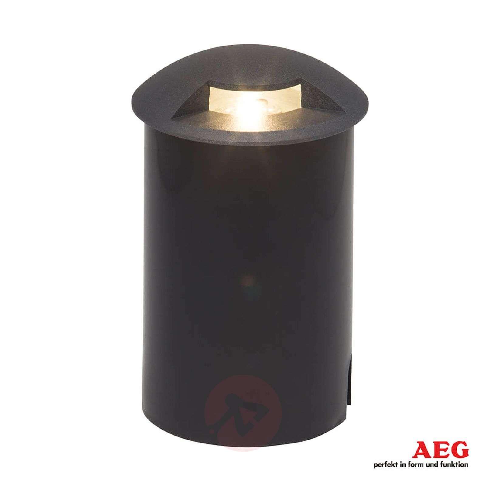 AEG Tritax yhdelle sivulle valaiseva LED-maaspotti-3057111-01