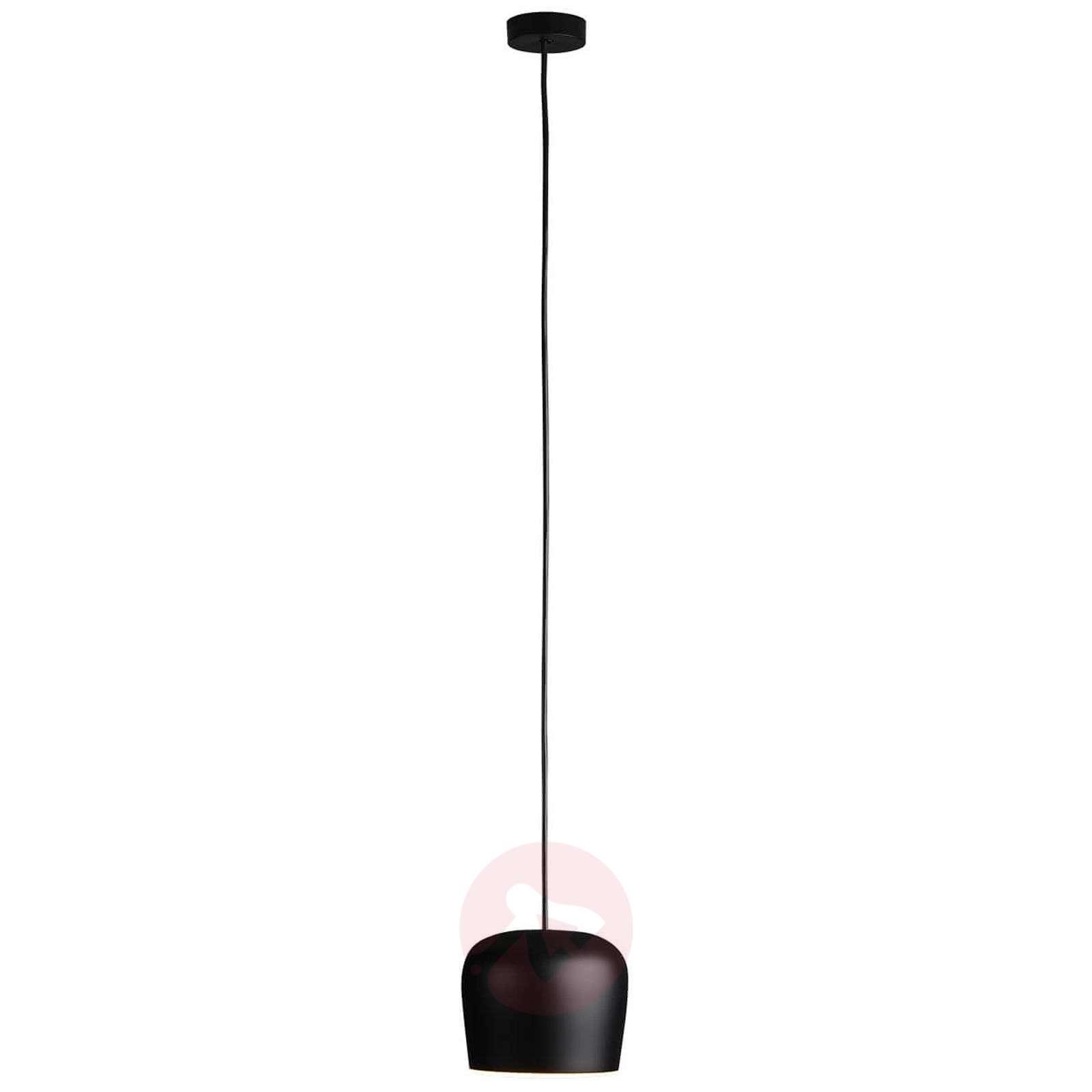 Aim Small Fix LED design-kattovalaisin, musta-3510323-01