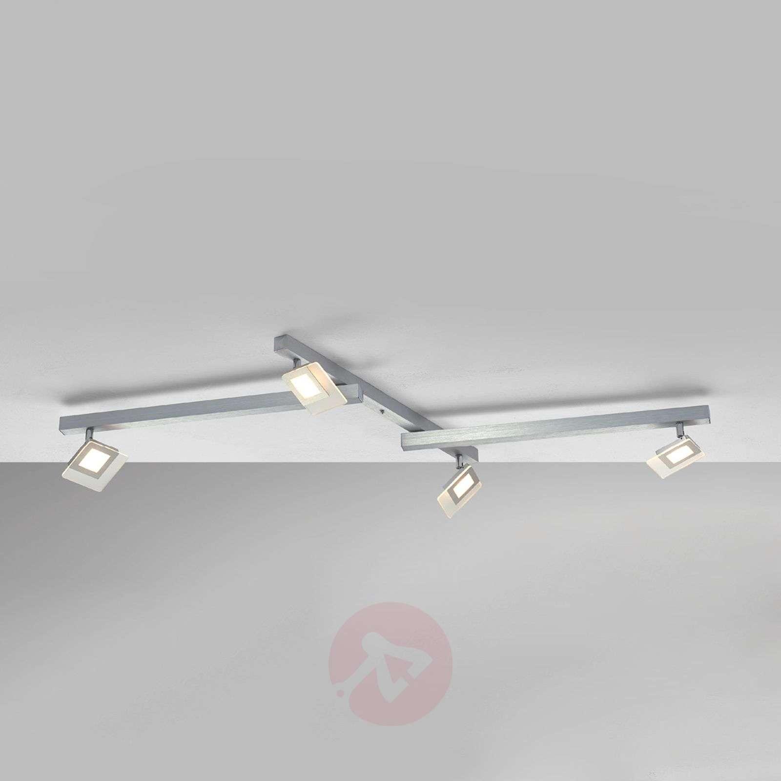 Ainutlaatuinen LED-kattovalaisin Line 4-lamppuinen-1556043-01