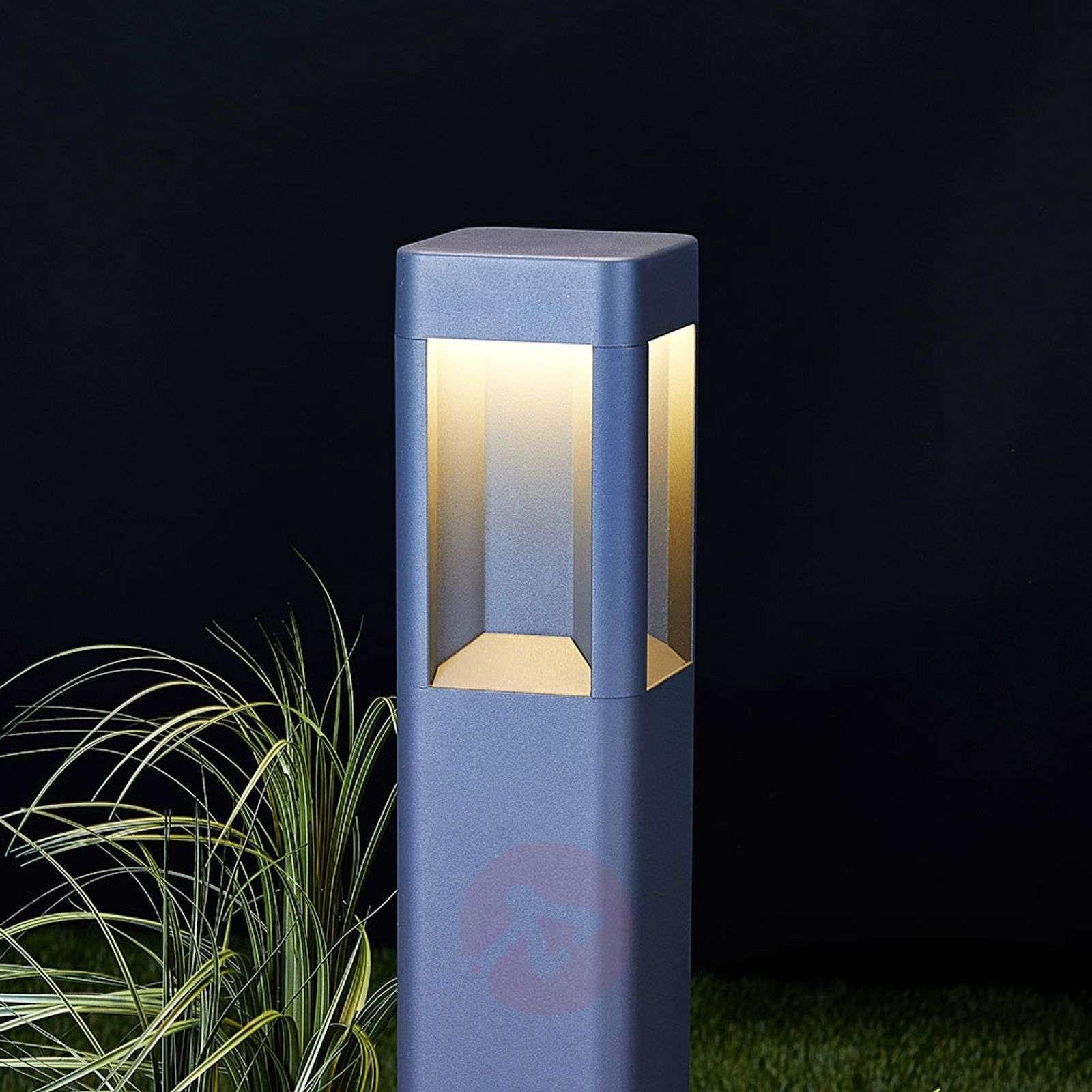 Alumiininen LED-pylväsvalaisin Annika, 80 cm-9617010-01