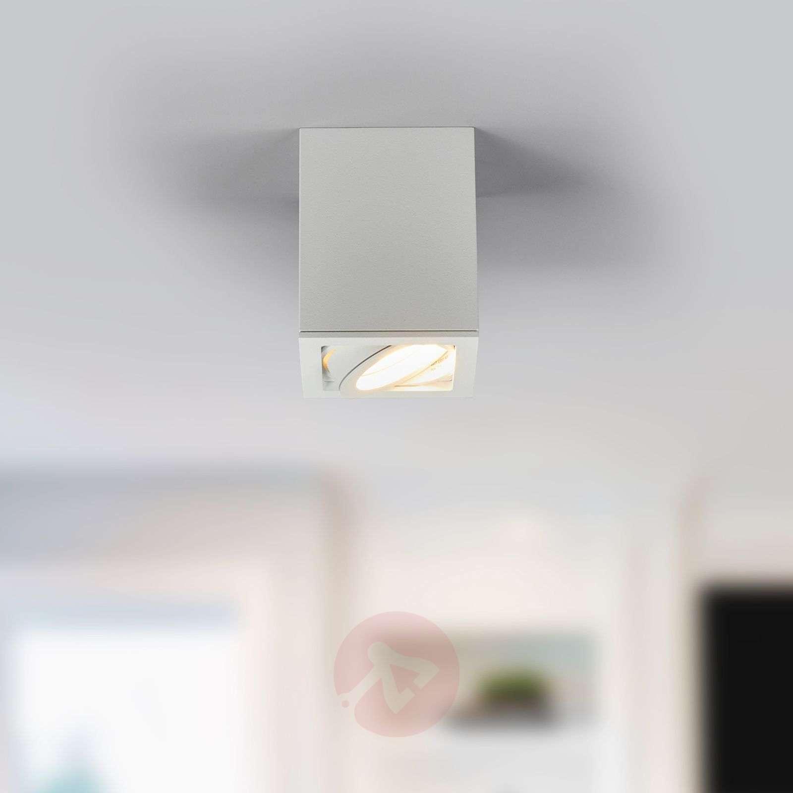 Alumiininen LIGHT BOX 1-kattospotti-3023036X-01