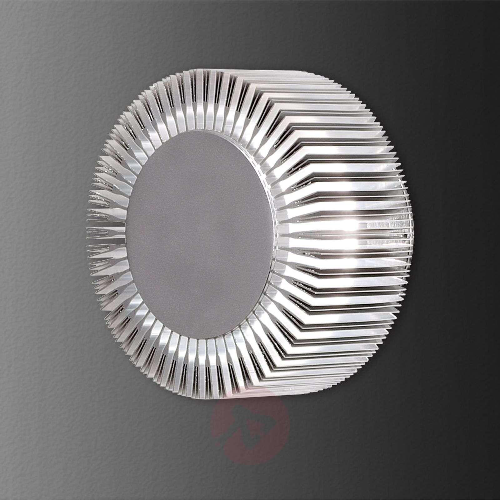Alumiininen ulkoseinävalaisin LED Monza IP54-5522435-01