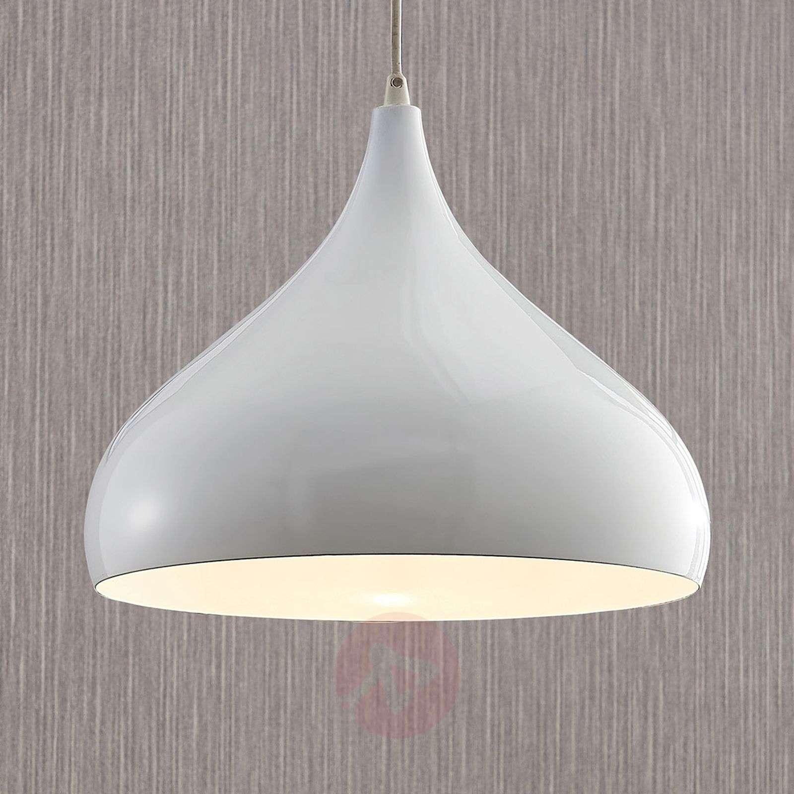 Alumiiniriippuvalaisin Ritana, valkoinen-9624337-01