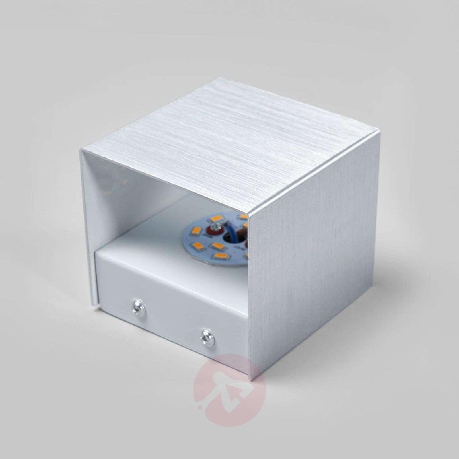 Alumiiniseinävalaisin Kimberly LED-valoilla-9625105-02