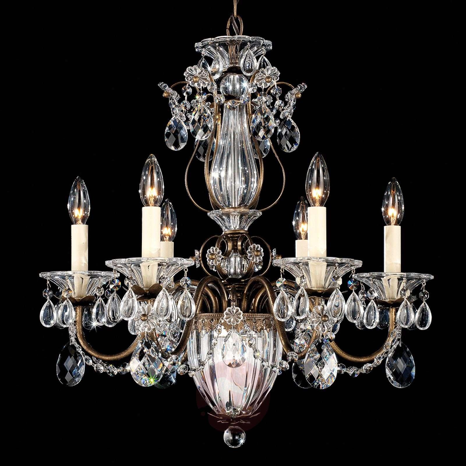 Antiikkityylinen Bagatelle-kruunuvalaisin-8583018-01
