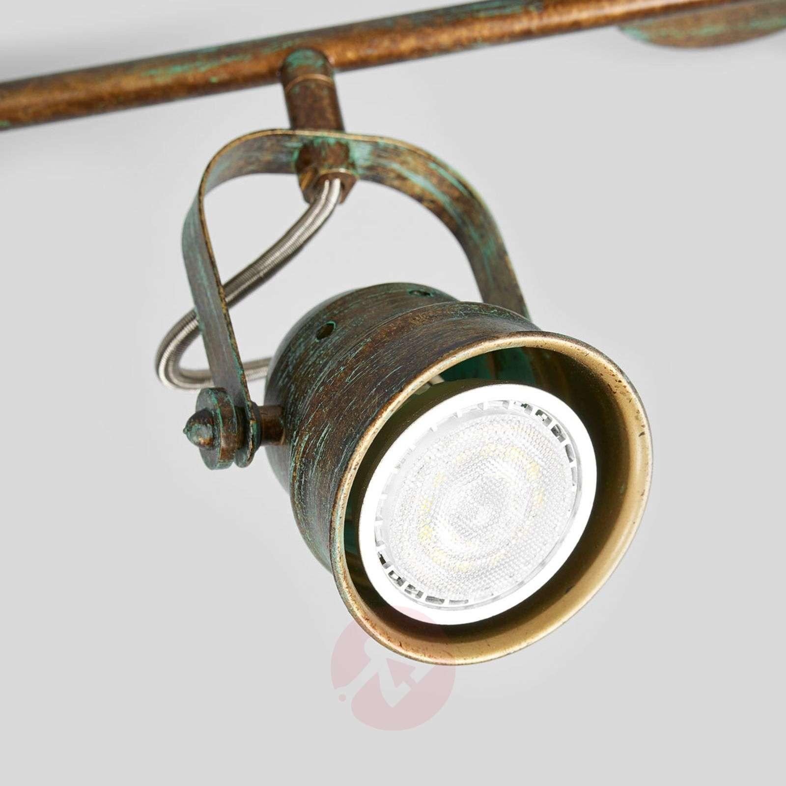Antiikkityylinen LED-kattokohdevalo Leonor-9639071-01