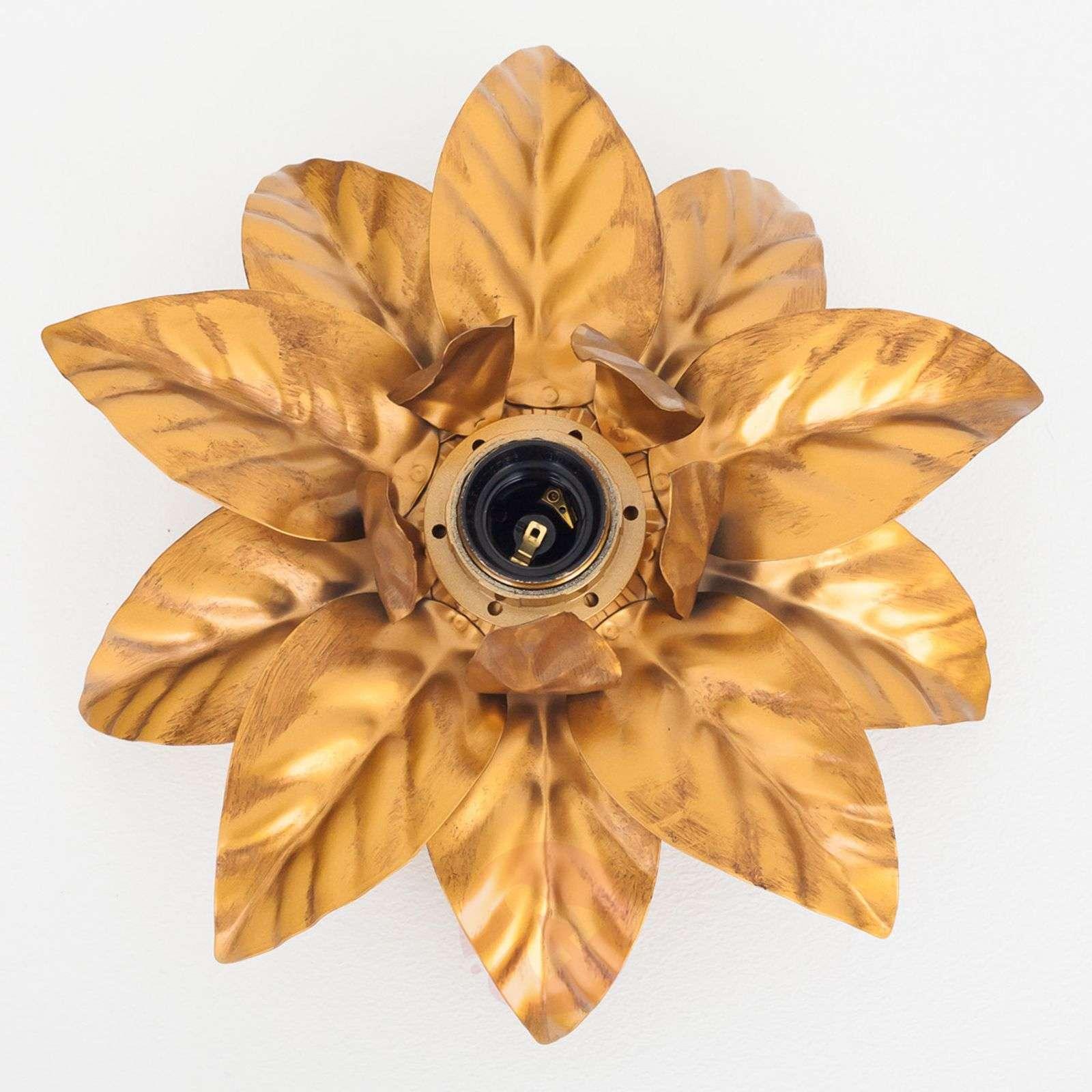 ANTIK-kattovalaisin kultaisilla lehdillään-5505287-01