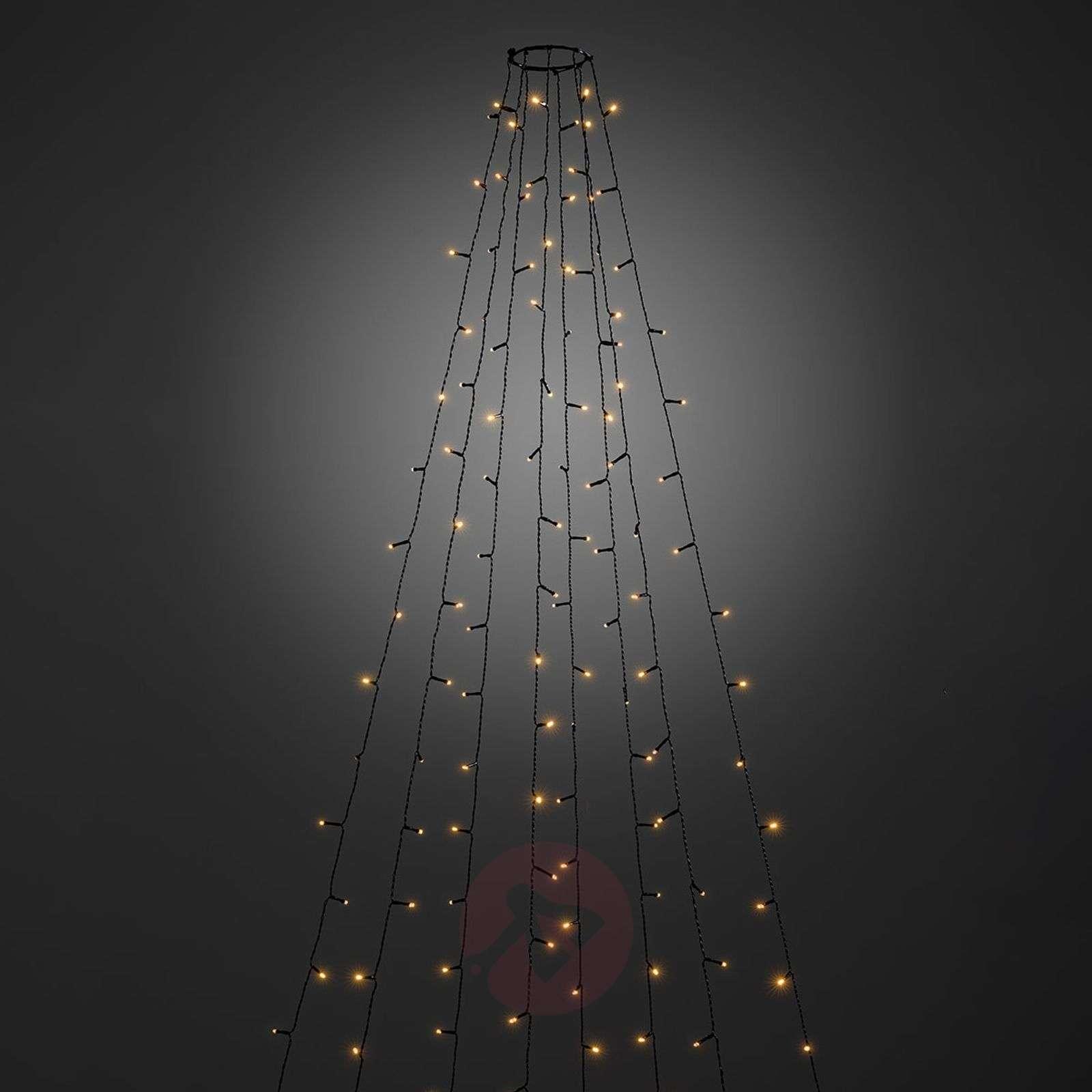 Appin kautta käyt. LED-valohuppu, ulko, 240-lampp.-5524825-01