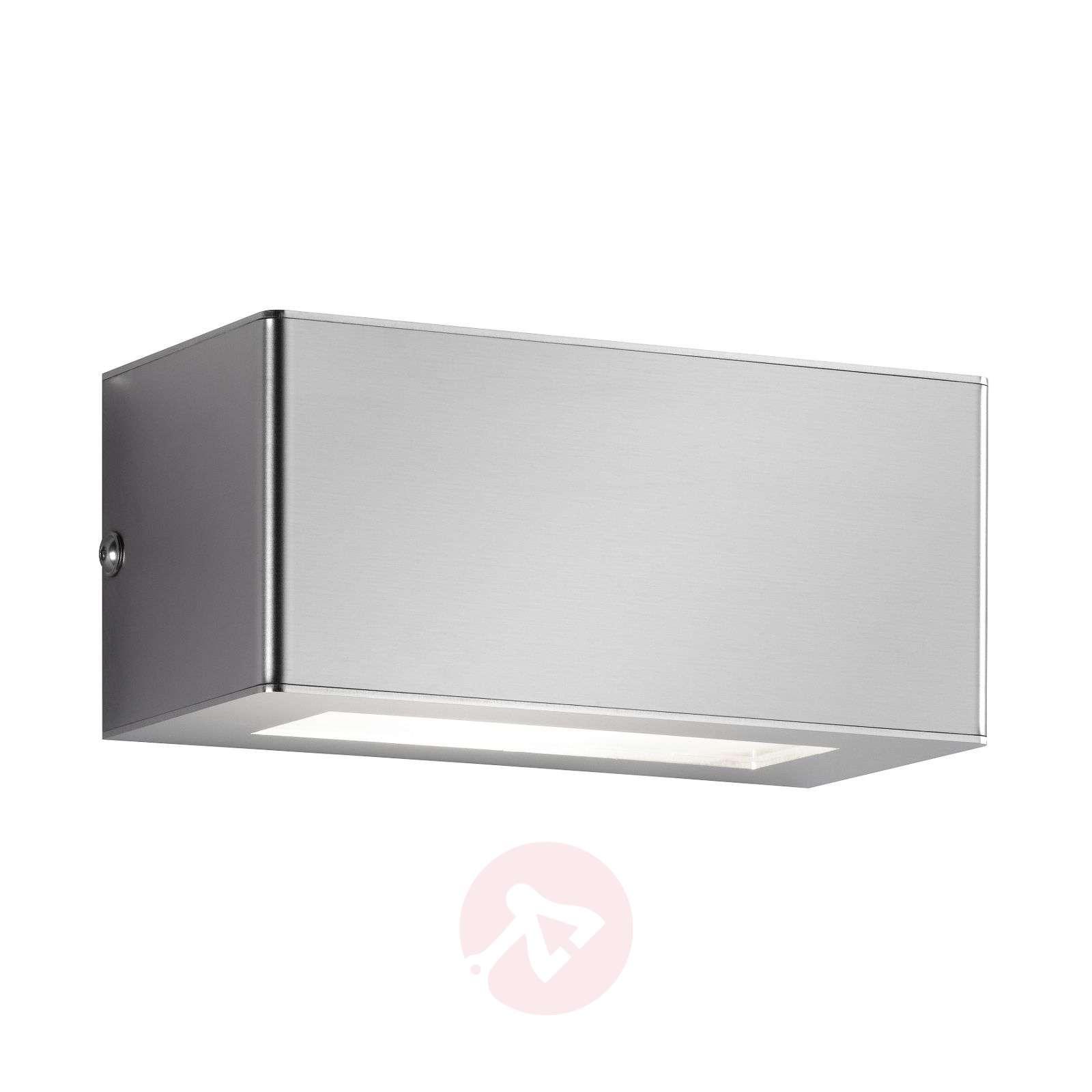 Aqua Stone-LED-ulkoseinävalaisin, 2 lampulla-2011223-01