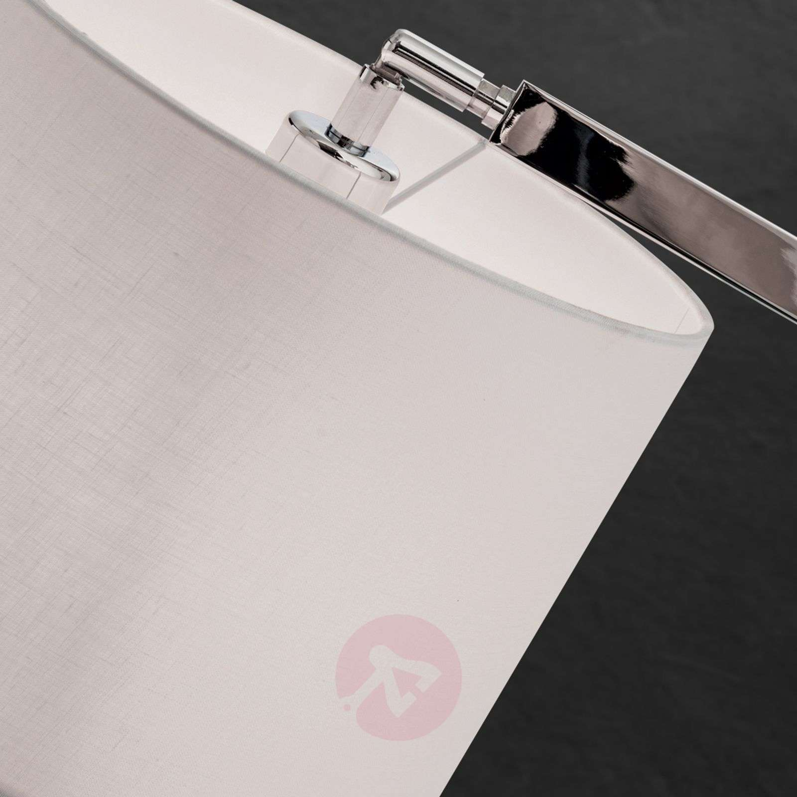 Artak-lattiavalaisin, valkoinen pellavavarjostin-7255156-01