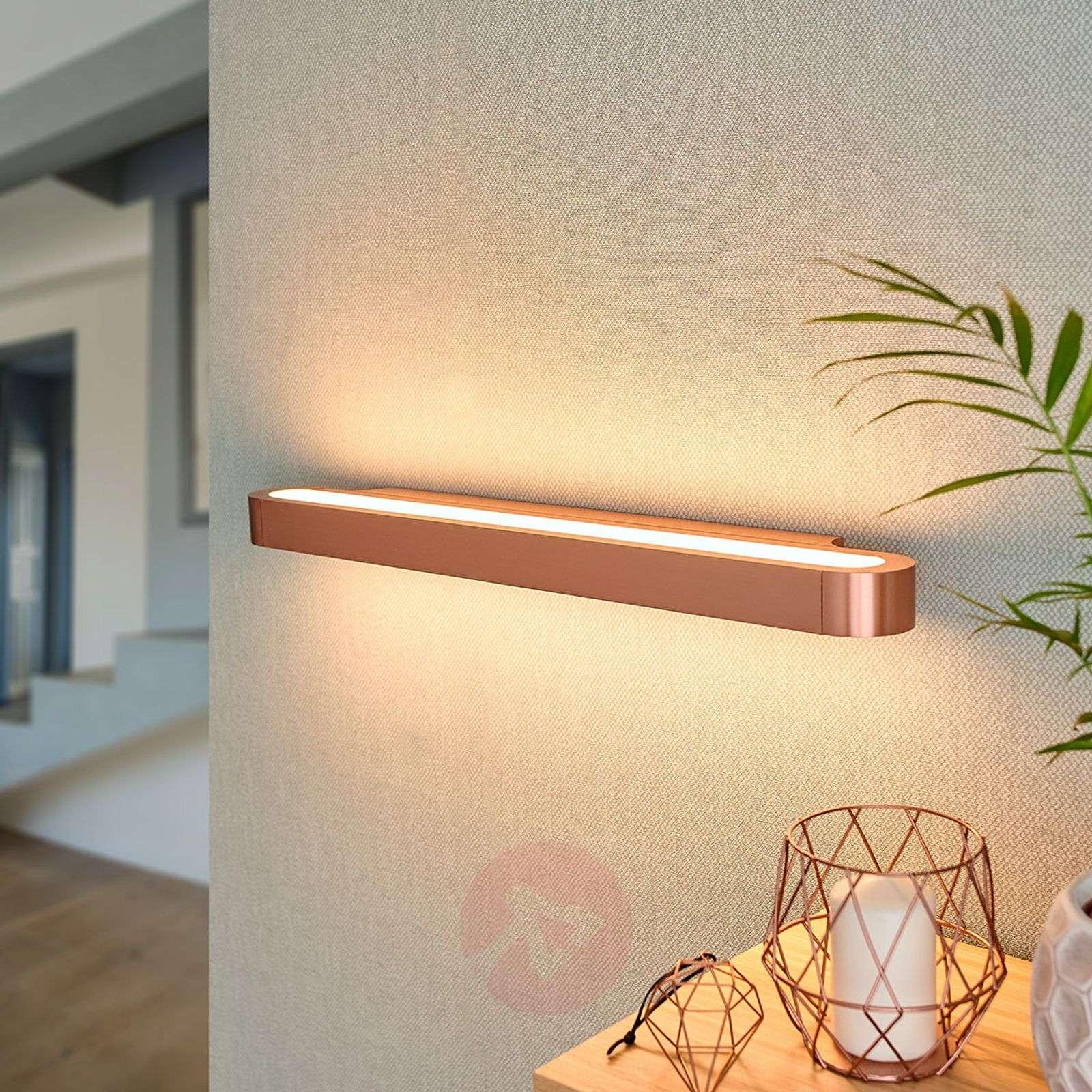 Artemide Talo 60 LED-seinävalaisin kupari 3 000 K-1060063-01