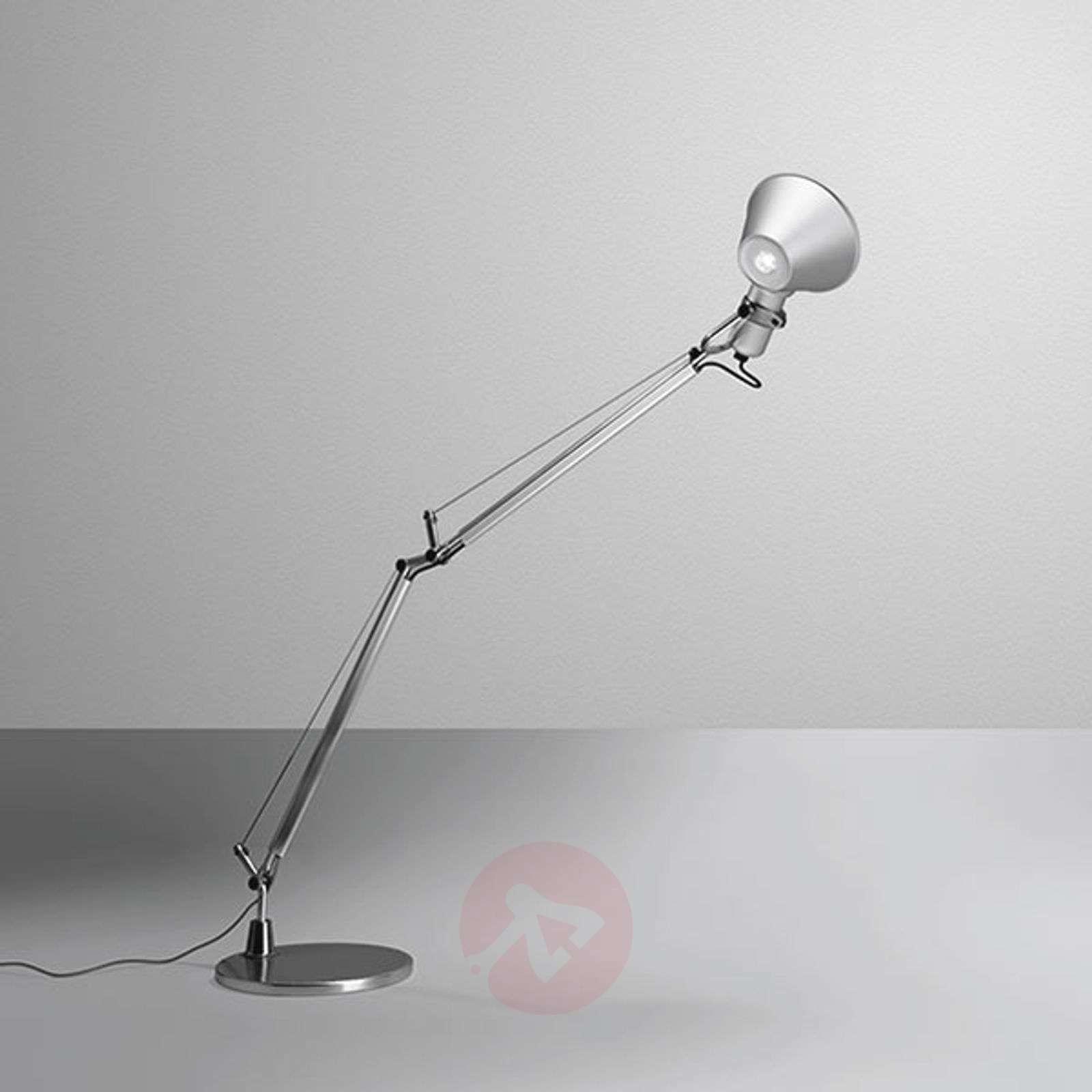 Artemide Tolomeo Midi-LED-pöytävalaisin, alumiini-1060122X-01