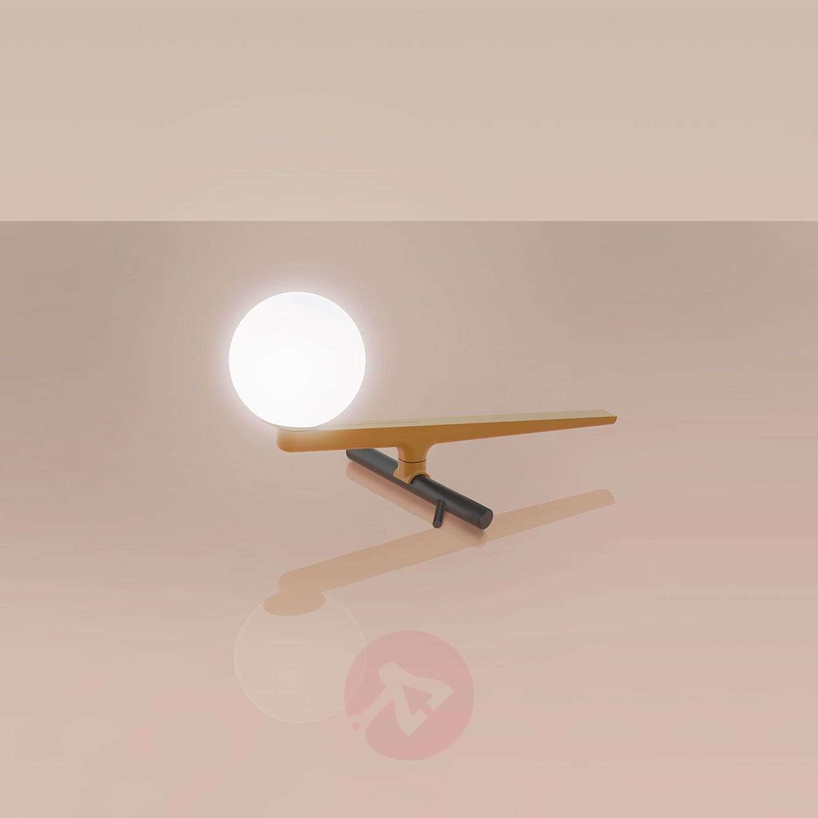 Artemide Yanzi LED-pöytävalaisin, himmennin-1060163-01