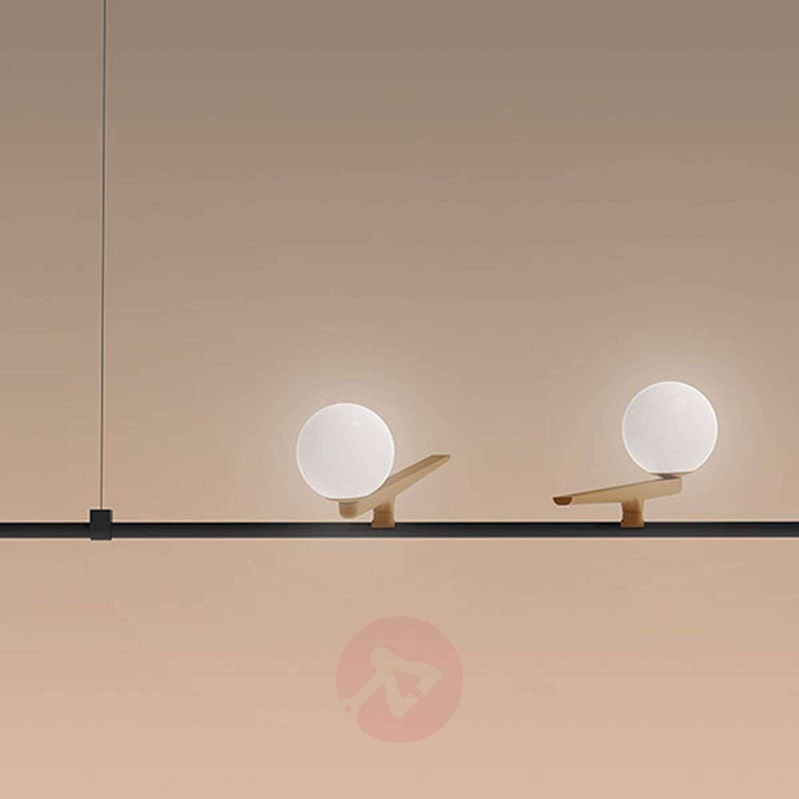 Artemide Yanzi LED-riippuvalaisin push dim-1060162-01