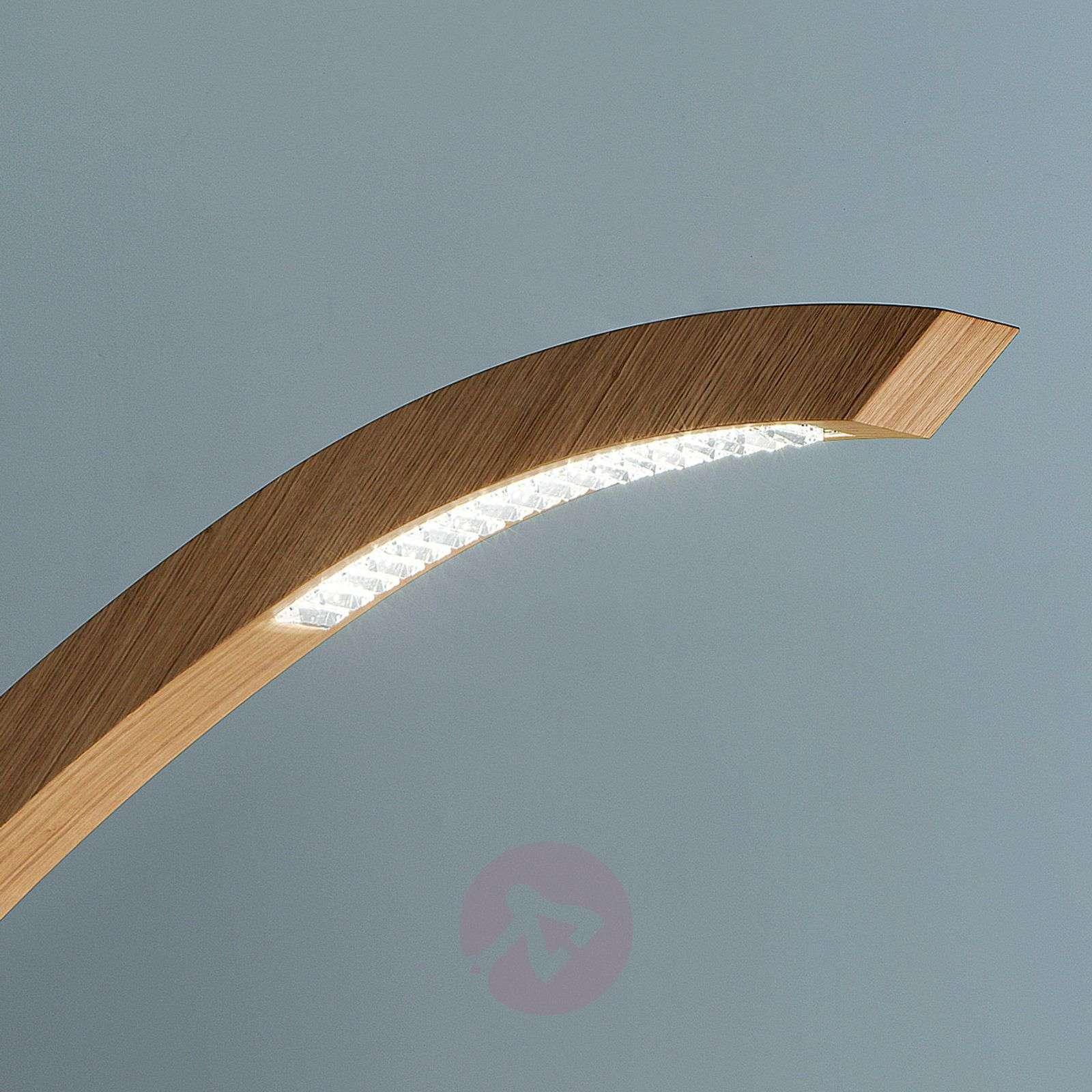 Askeettinen LED-lattiavalaisin Libe STL-6516244-01