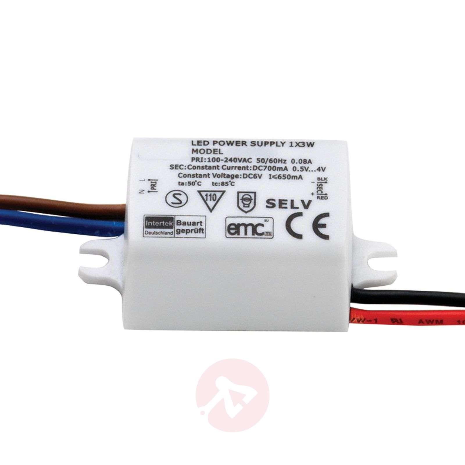 Astro LED-muuntaja 3 W 700 mA-1020598-01