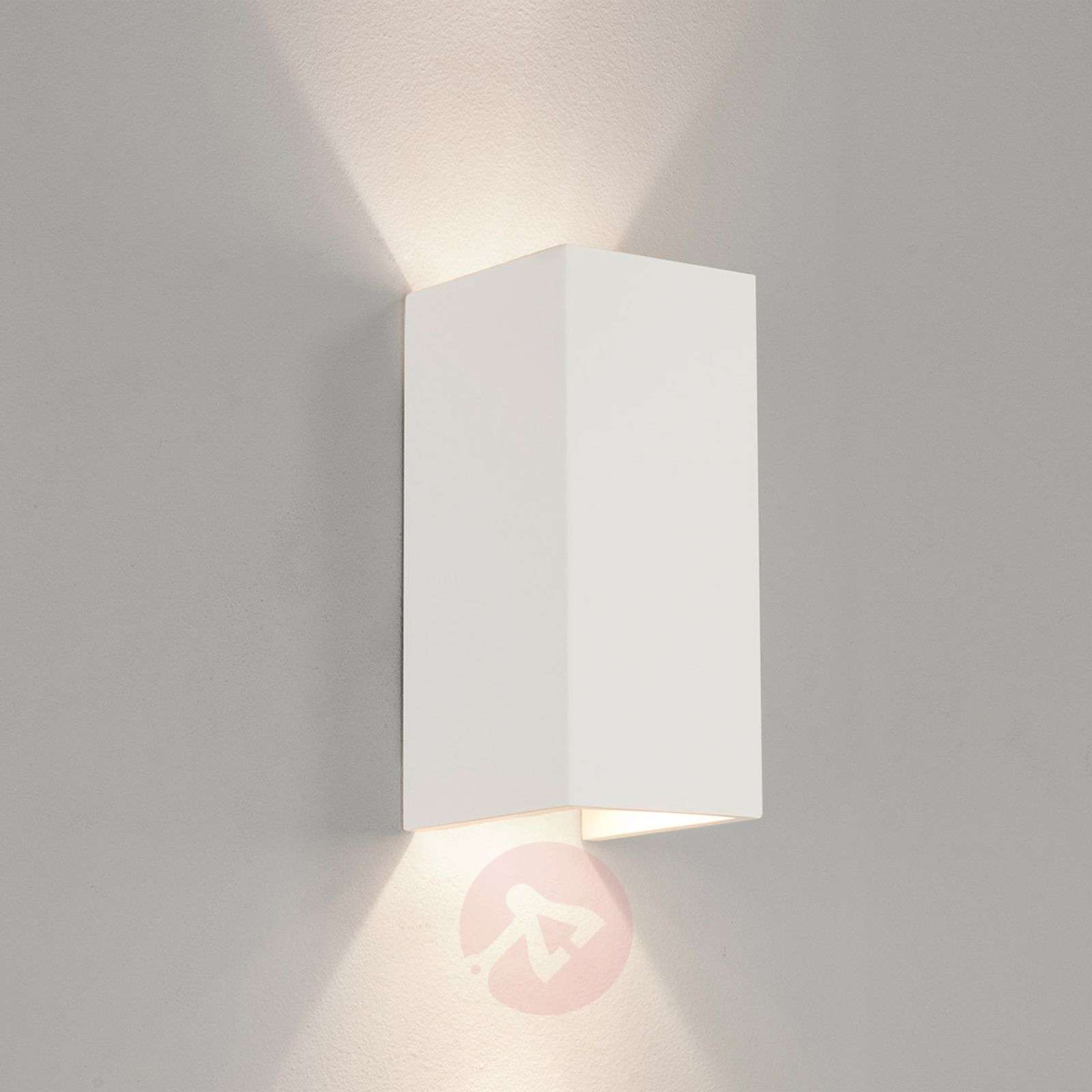 Astro Parma 210 seinävalaisin, valkoinen-1020346-02