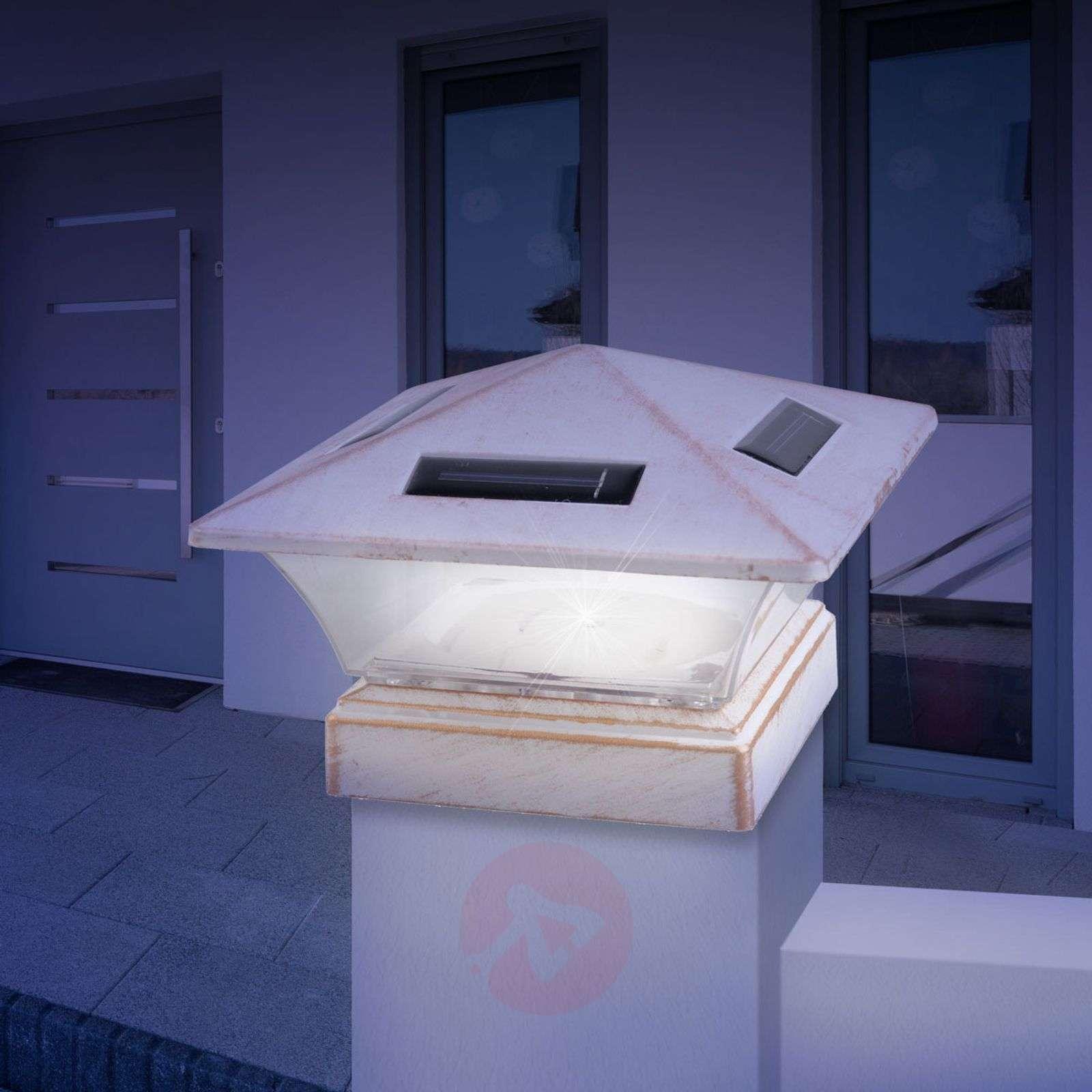 Aurinkok. LED-lamppu 33038/33039 ant.viimeistely-4015240X-01