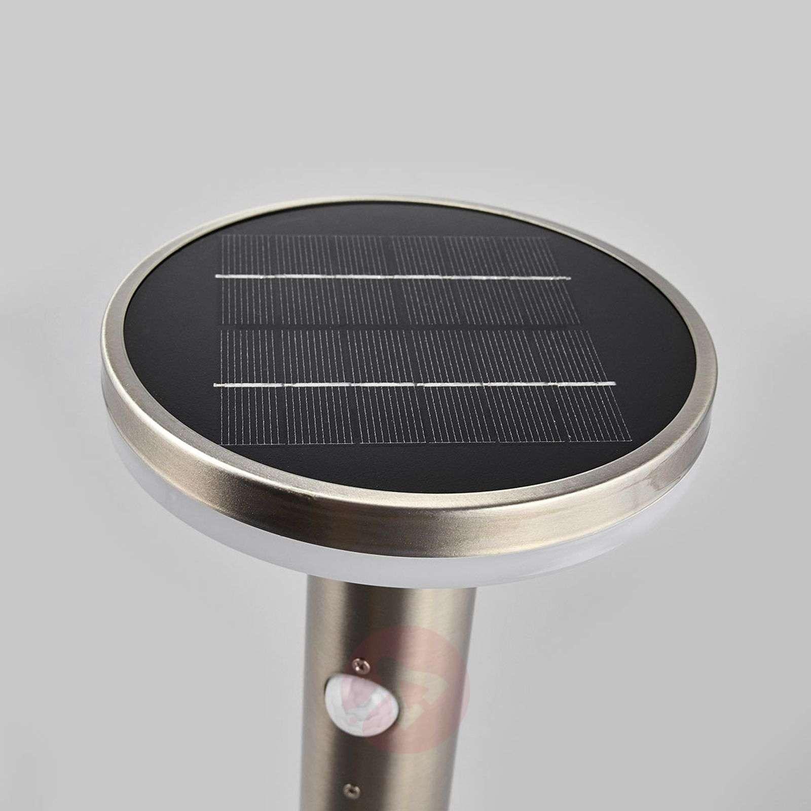 Aurinkokäyt. LED-pollarilamppu Eliano tunnist.-9988181-01