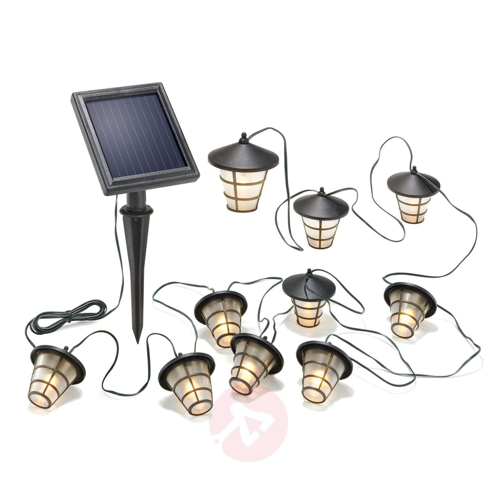 Aurinkokäyttöinen Asia Style-koristevalo LED-3012238-01