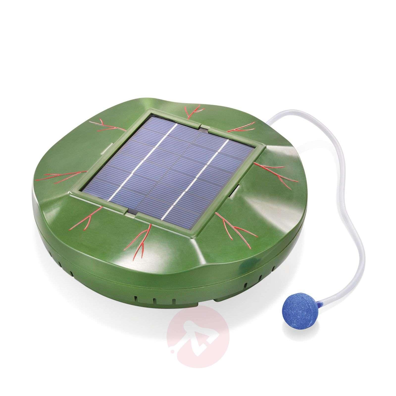 Aurinkokäyttöinen lampi-ilmastin Floating Air-3012528-01