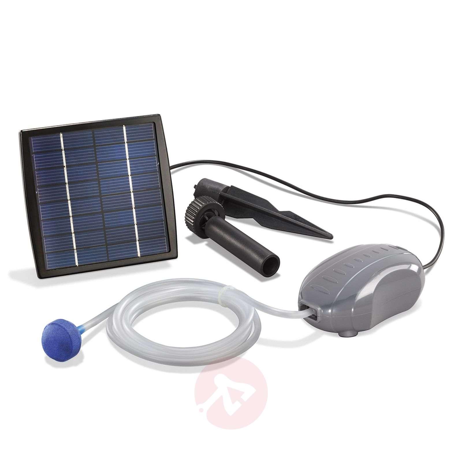 Aurinkokäyttöinen lampi-ilmastin SOLAR AIR-S-3012158-02