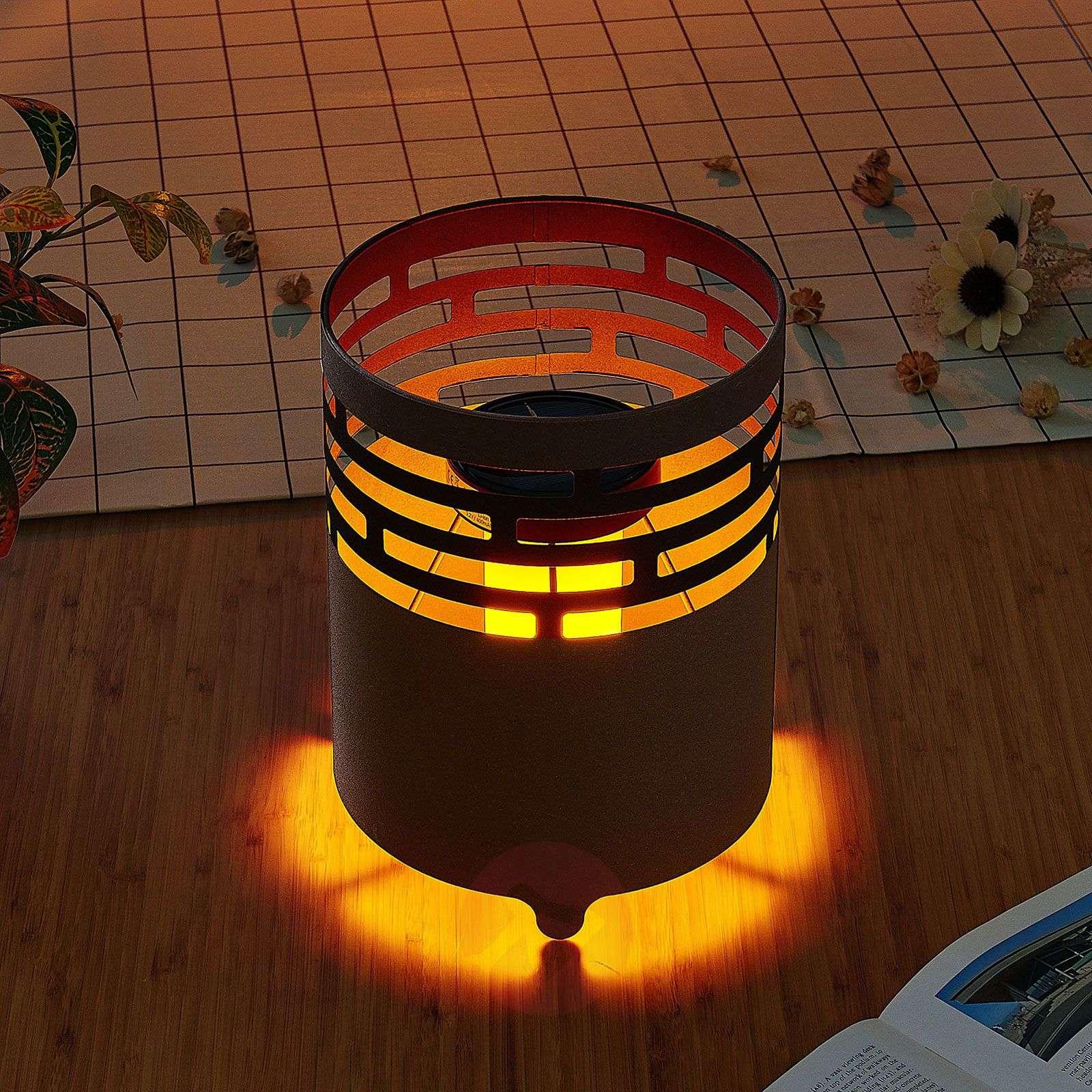Aurinkokäyttöinen LED-koristevalaisin Silena-9945348-01