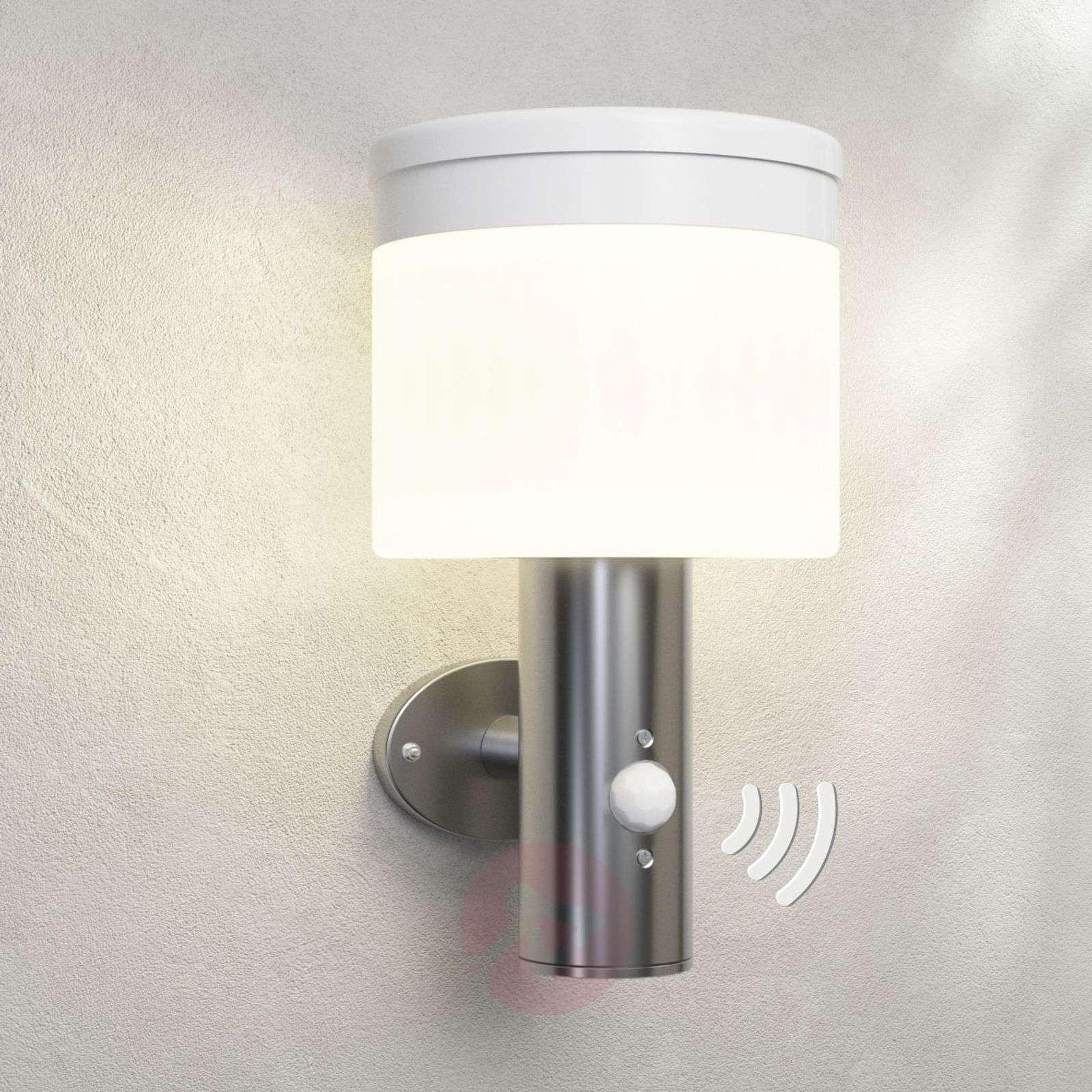 Aurinkokäyttöinen LED-ulkoseinävalaisin Cathleen-9988208-02