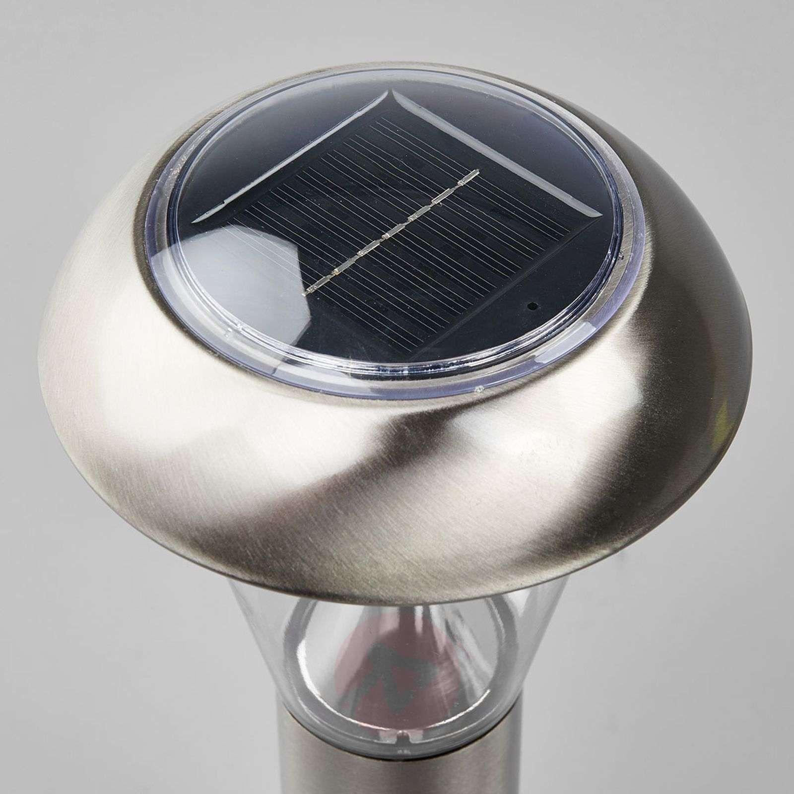 Aurinkokäyttöinen LED-valaisin Karoline-9955060-01