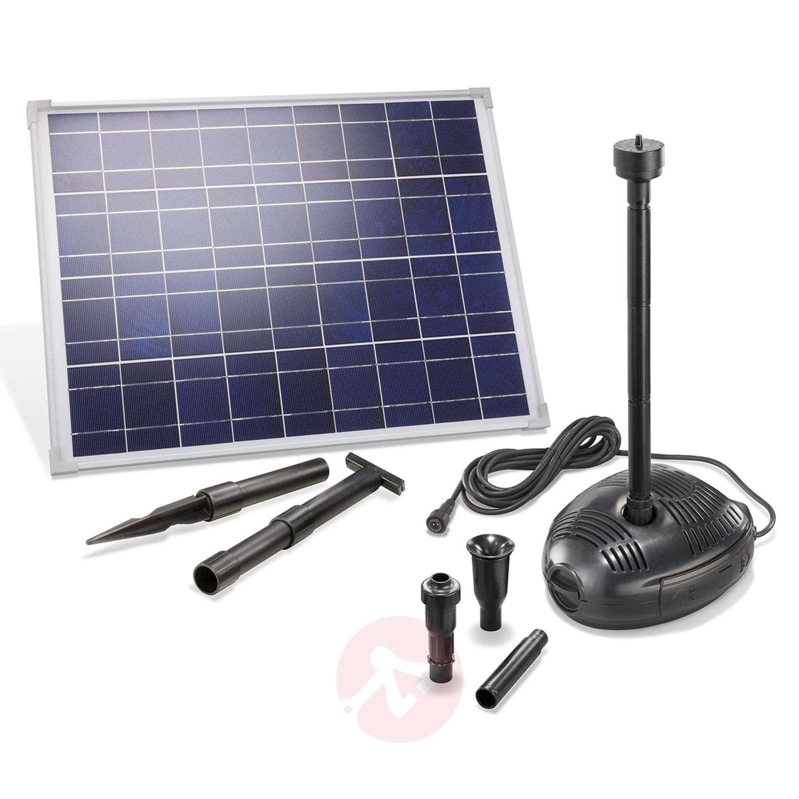 Aurinkokäyttöinen pumppujärjestelmä Genova-3012248-01