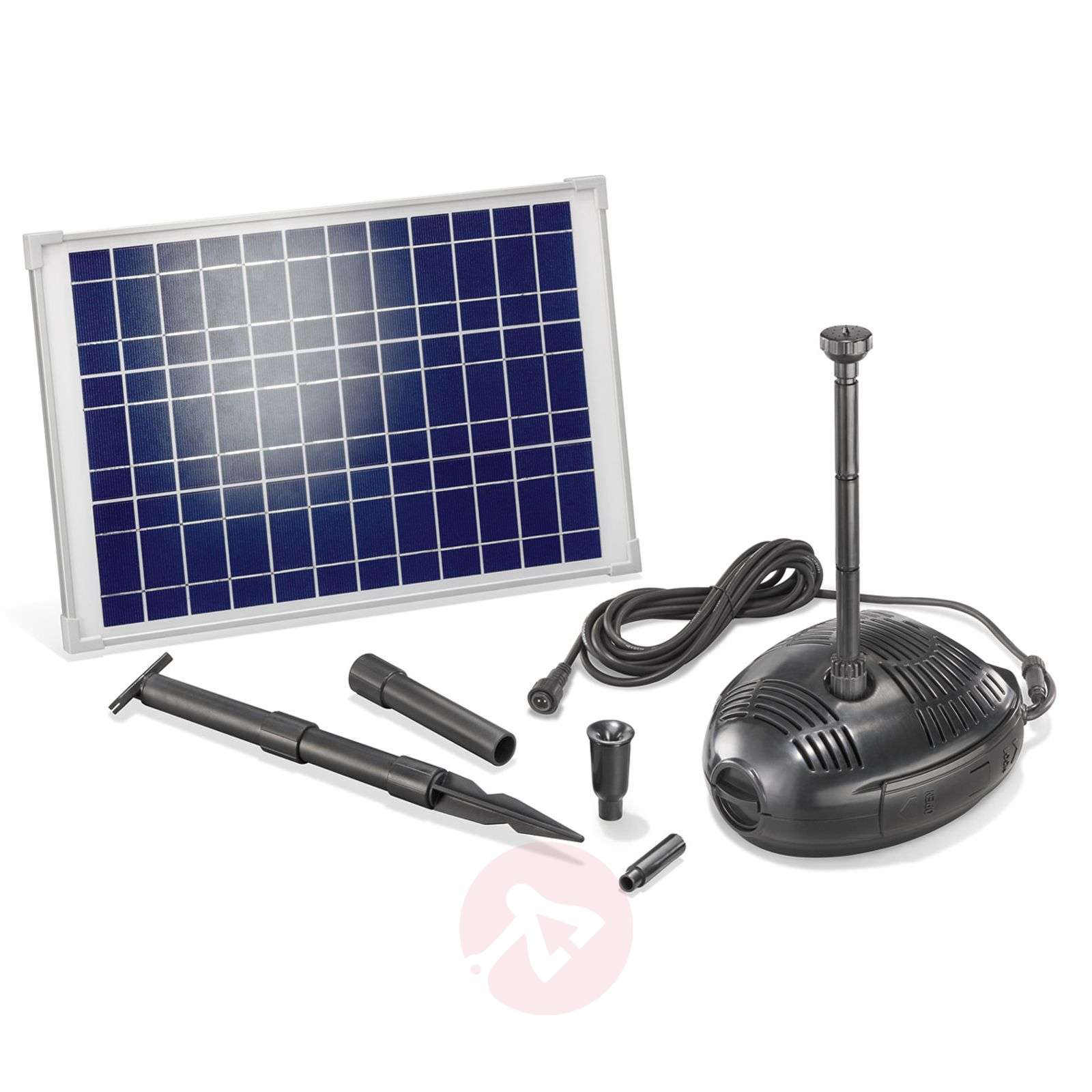 Aurinkokäyttöinen Roma-pumppujärjestelmä-3012247-01