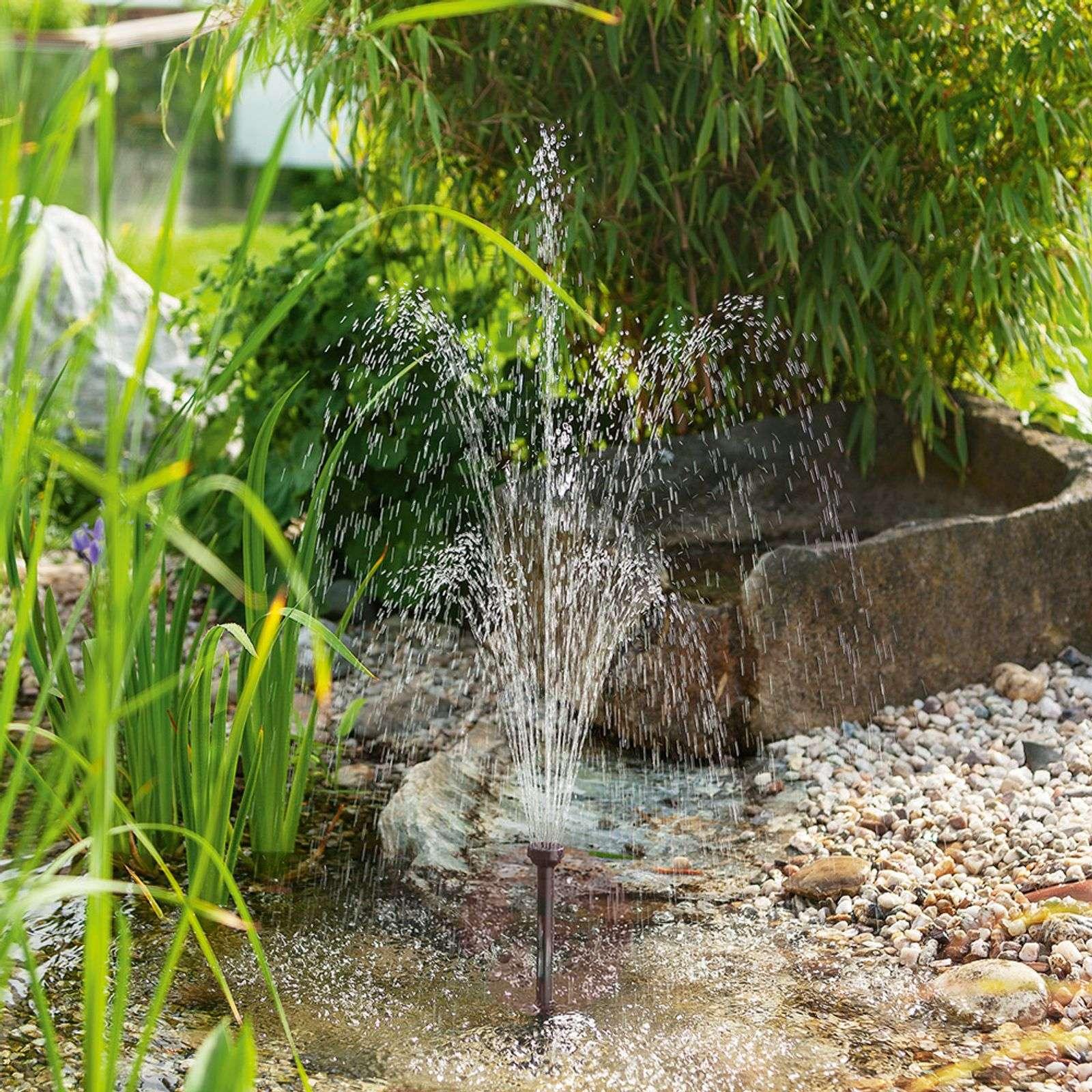 Aurinkokennopumppujärjestelmä Water Splash 10/610-3012243-02