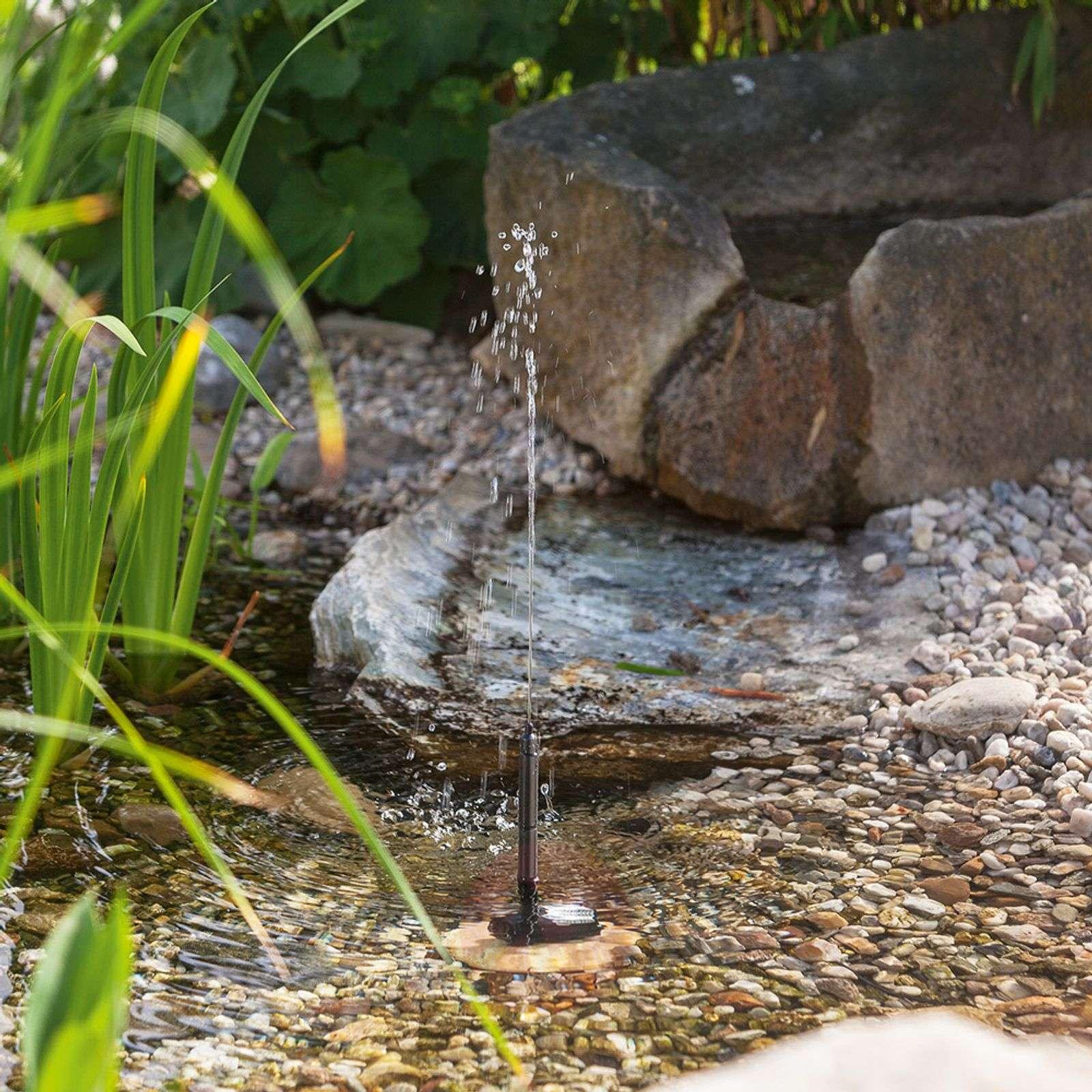 Aurinkokennopumppujärjestelmä Water Splash 2/175